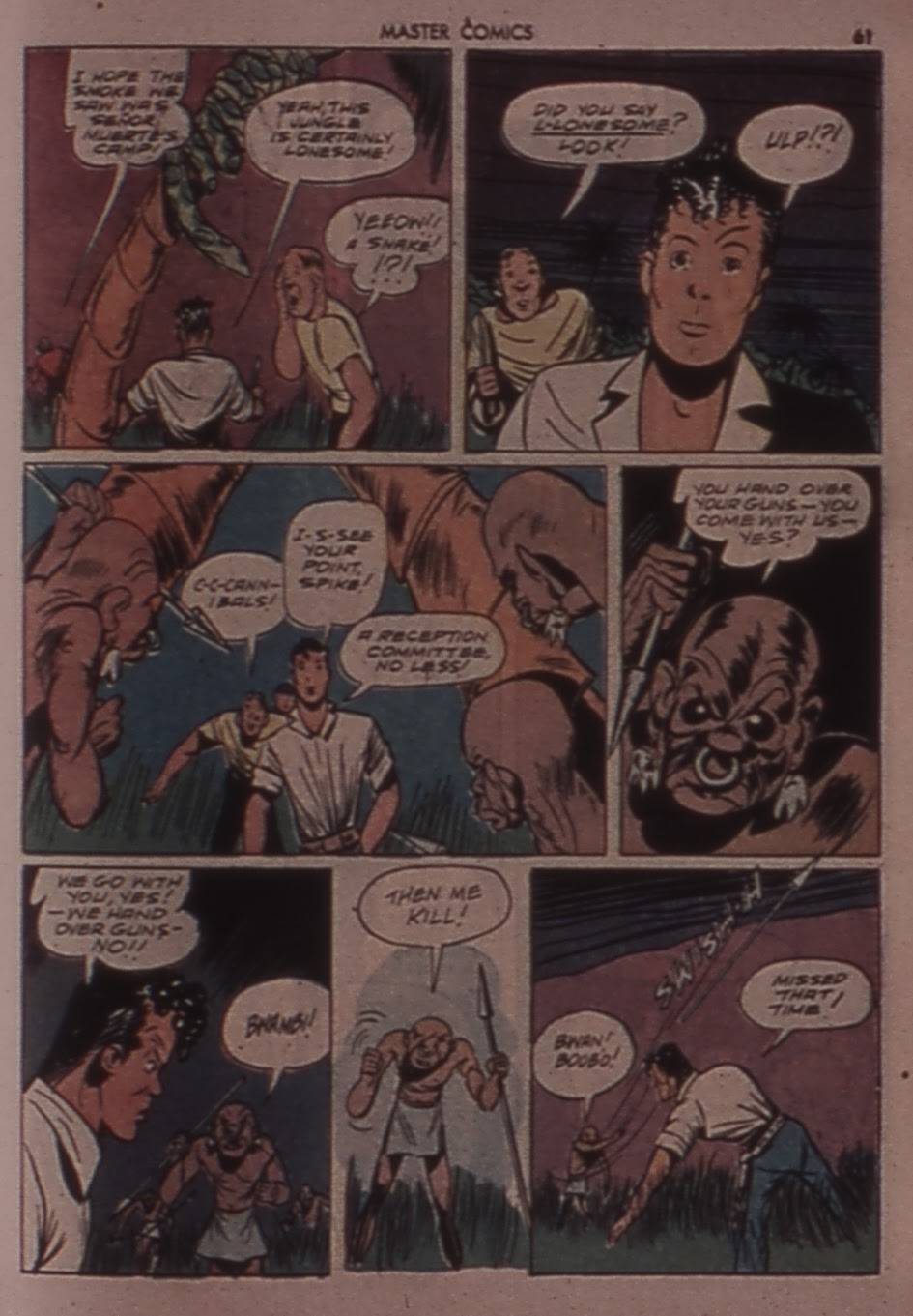 Master Comics issue 30 - Page 61