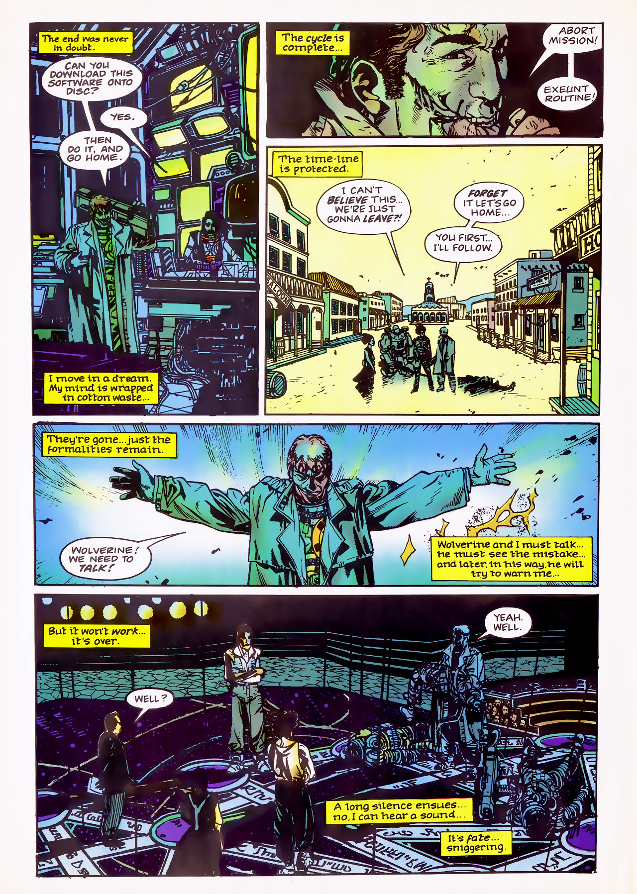Read online Overkill comic -  Issue #16 - 25