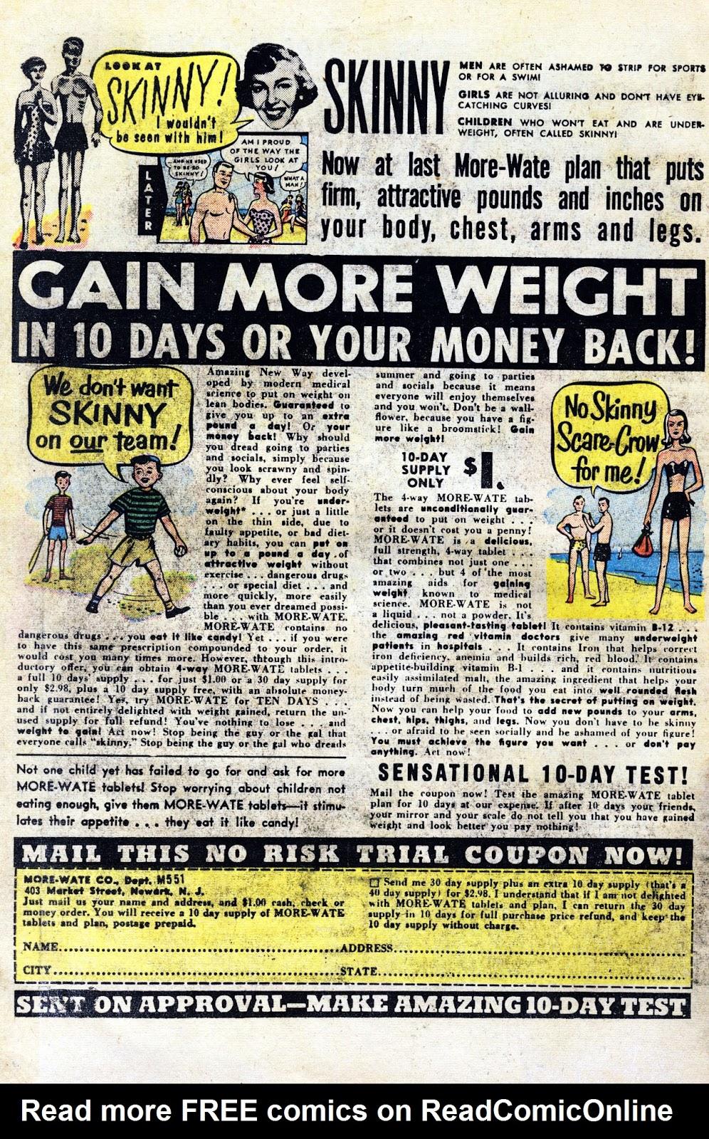 Gunsmoke Western issue 60 - Page 34