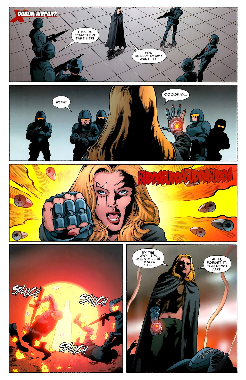 Read online X-Men: Second Coming Revelations comic -  Issue # TPB (Part 2) - 93