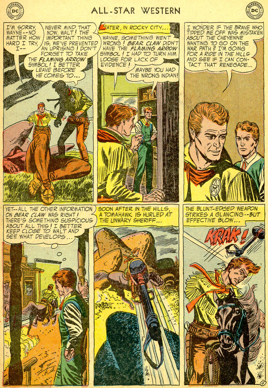 All-Star Western (1951) issue 81 - Page 6