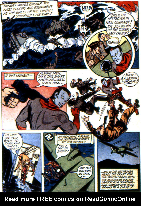 Read online All-Winners Comics comic -  Issue #3 - 66