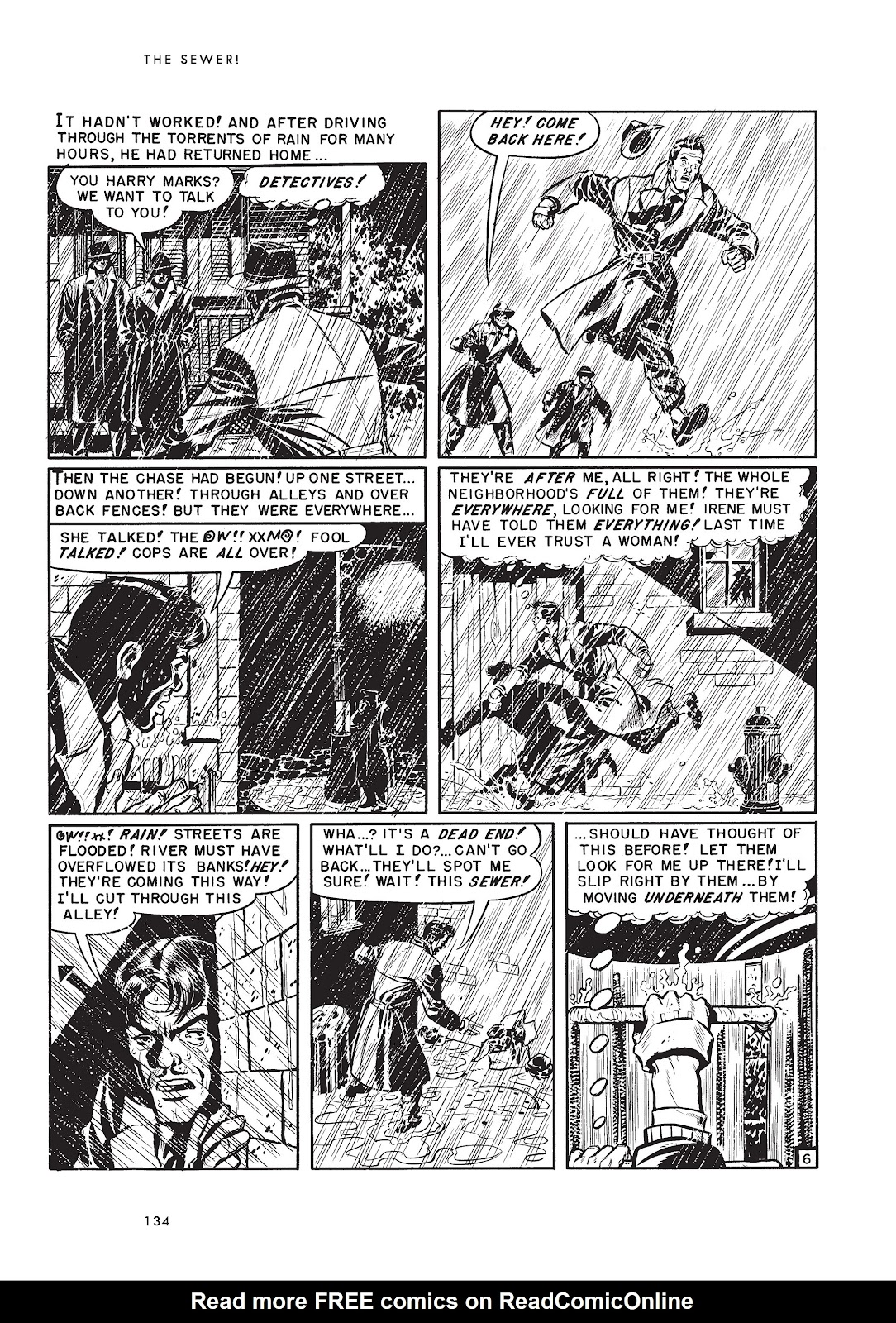 Read online Voodoo Vengeance and Other Stories comic -  Issue # TPB (Part 2) - 52