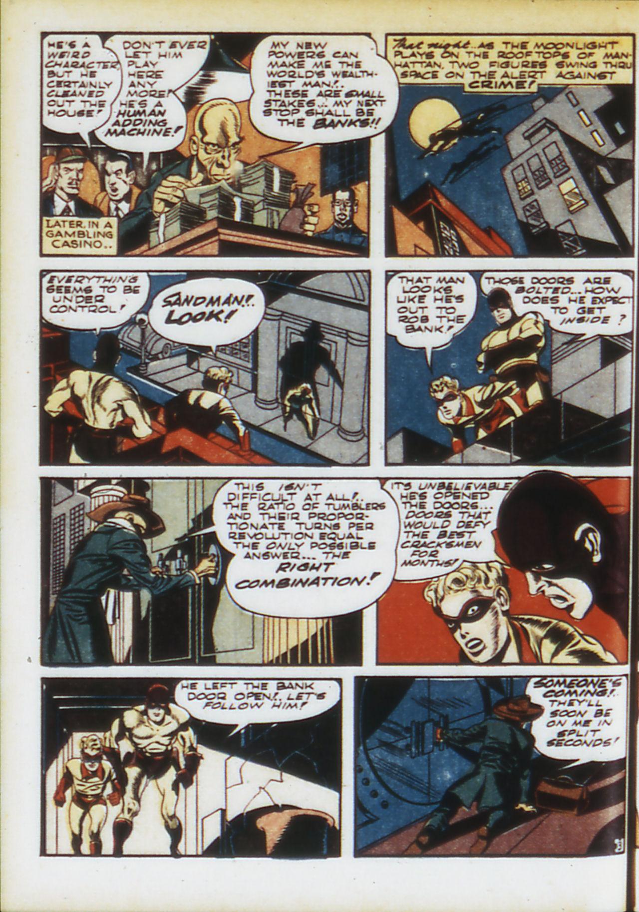 Read online Adventure Comics (1938) comic -  Issue #74 - 59