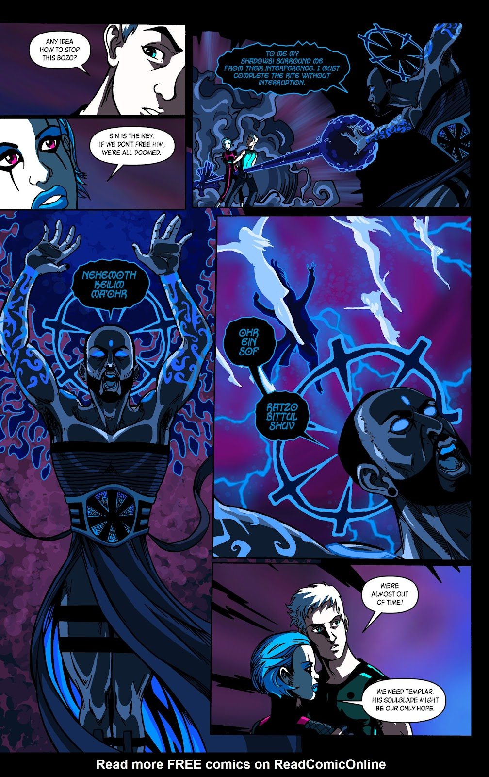 Sentinels issue 3 - Page 6