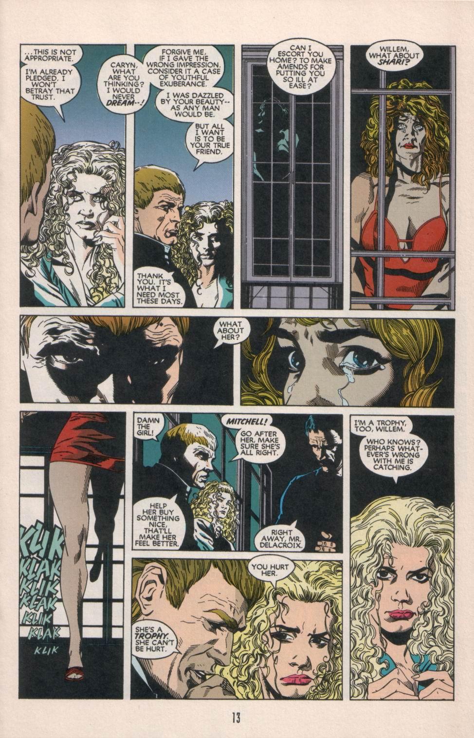Read online Aliens/Predator: The Deadliest of the Species comic -  Issue #1 - 14