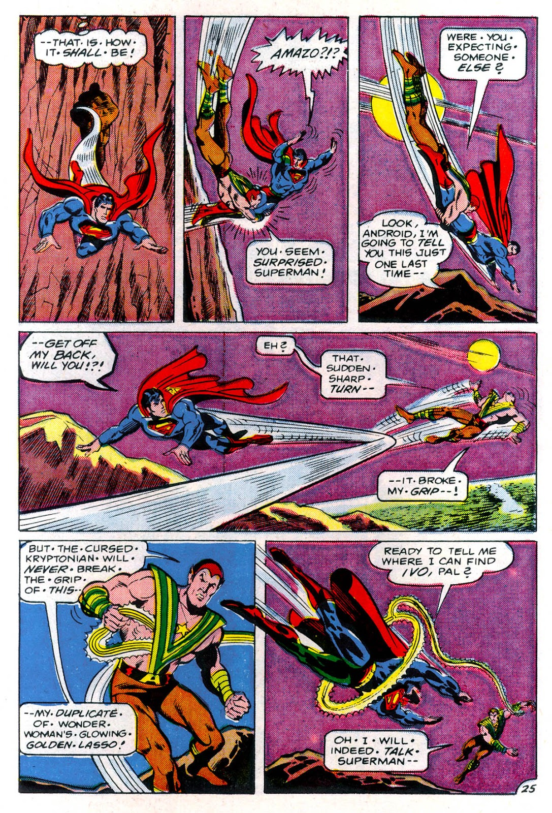 Read online Superman Special (1983) comic -  Issue #3 - 26