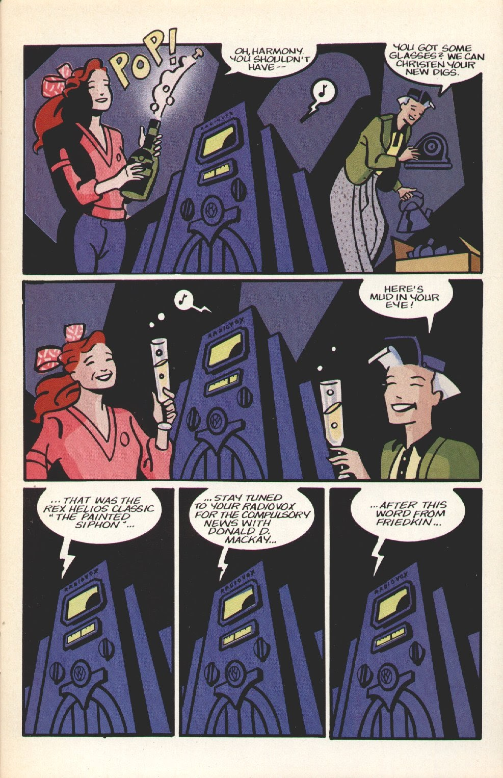 Mister X issue 11 - Page 5