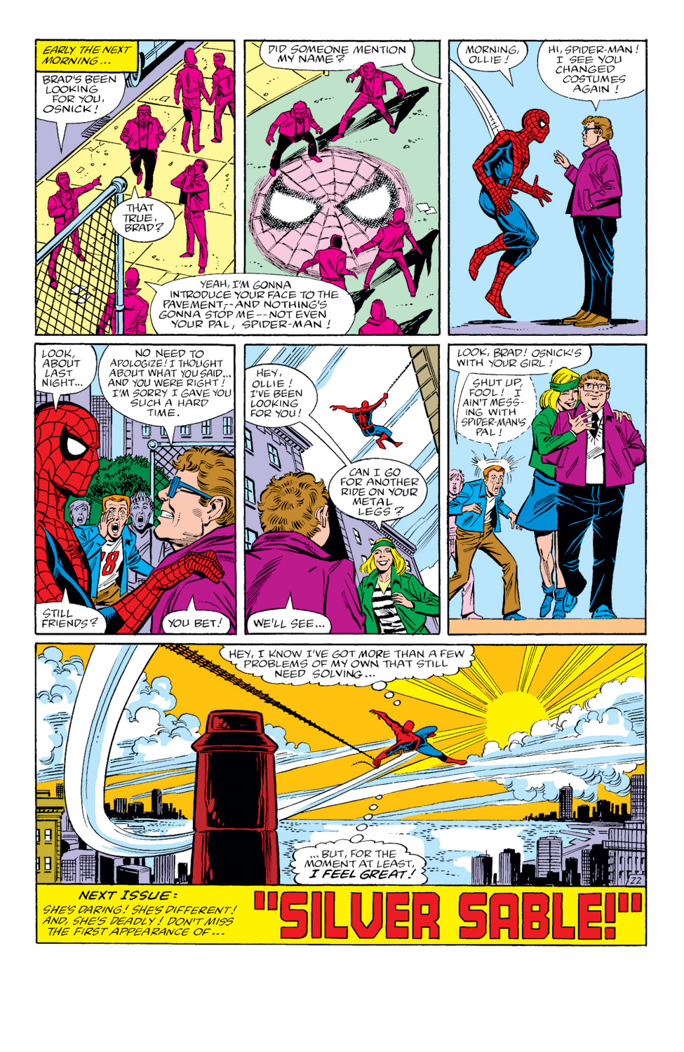 The Amazing Spider-Man (1963) 263 Page 22