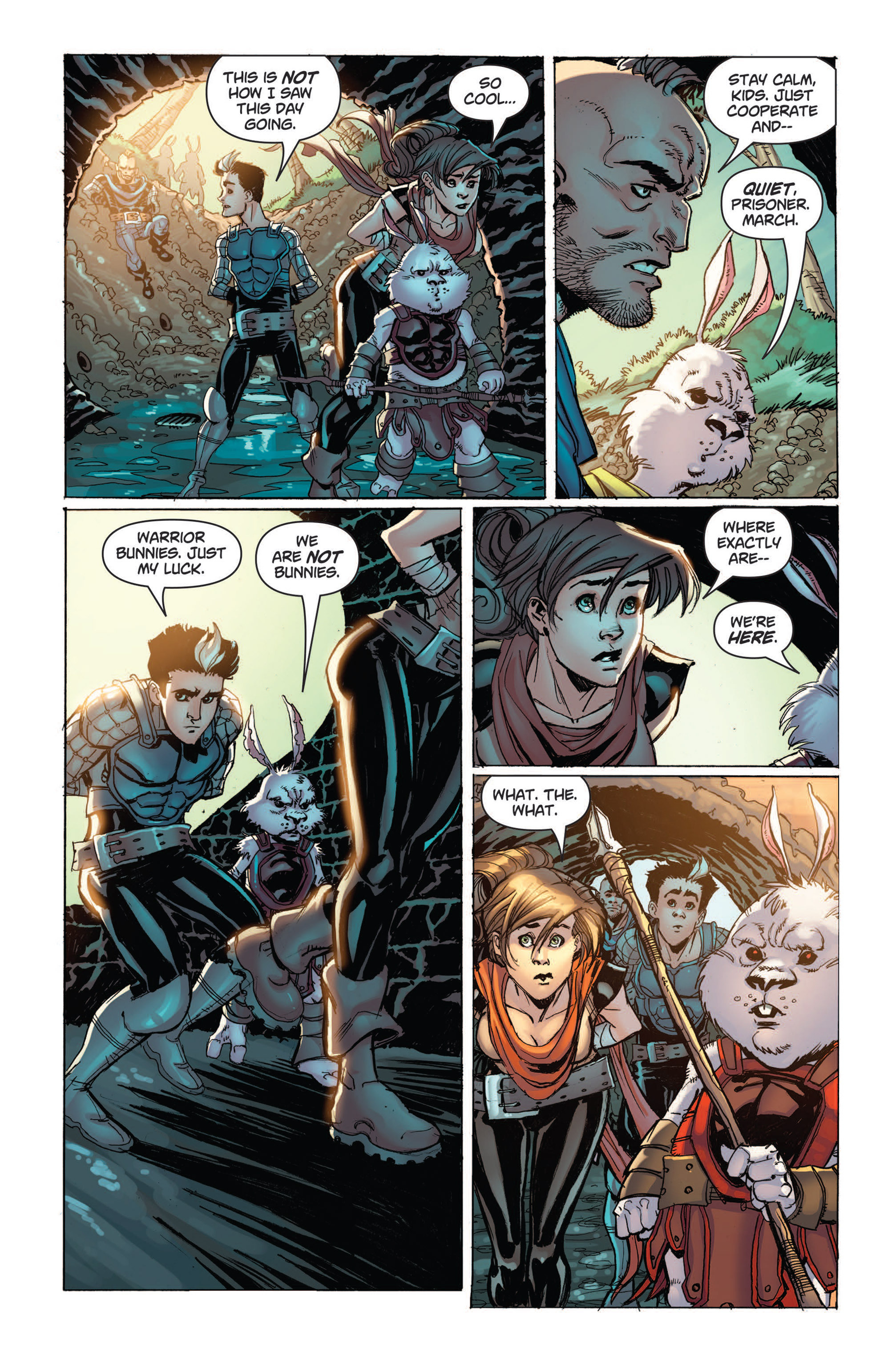 Read online Skyward comic -  Issue #4 - 9