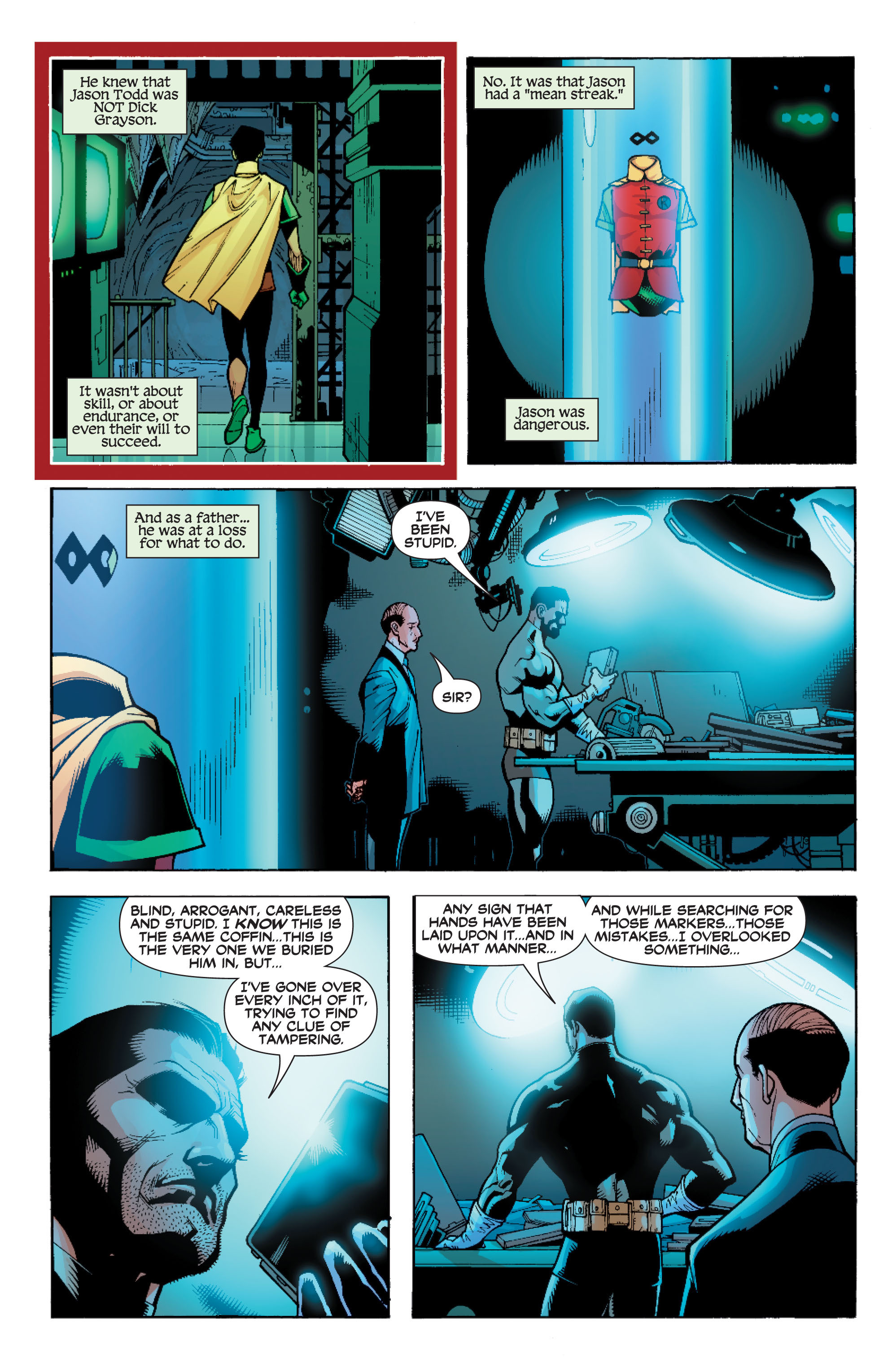 Read online Batman: Under The Red Hood comic -  Issue # Full - 195