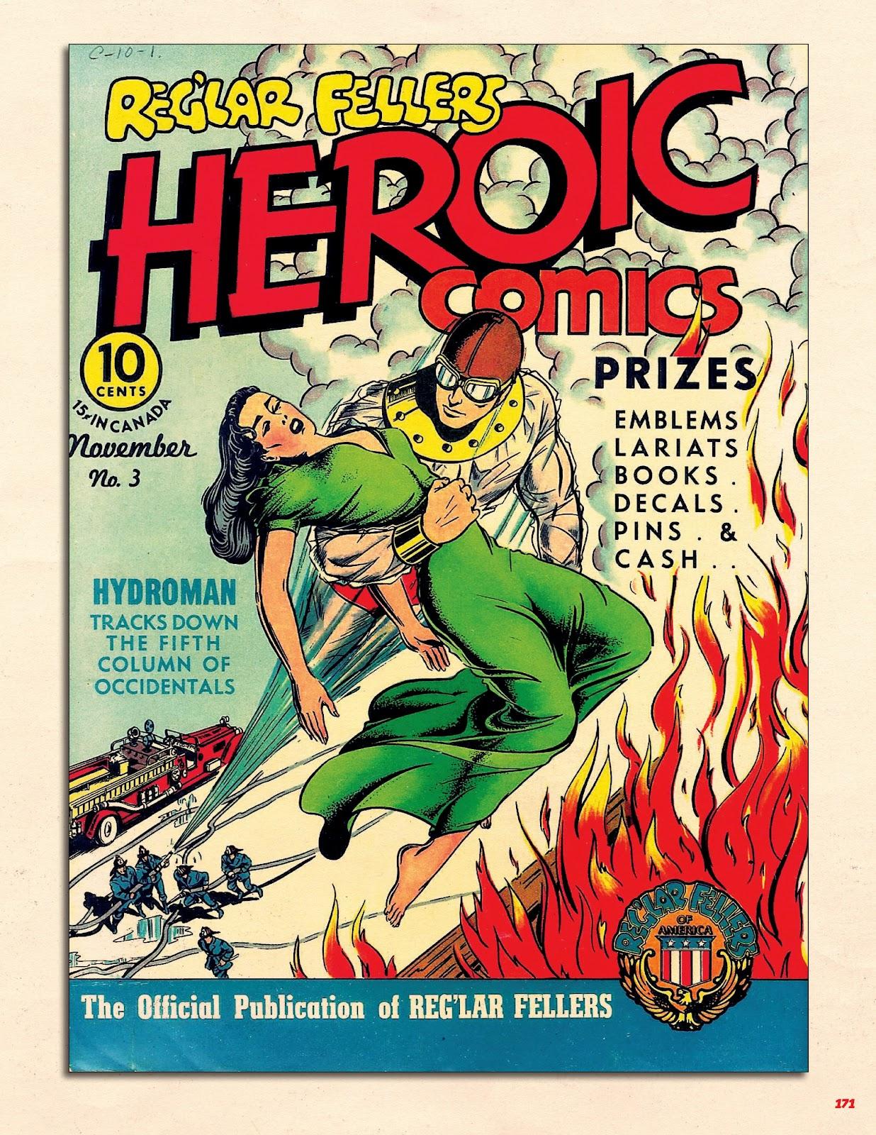 Read online Super Weird Heroes comic -  Issue # TPB 1 (Part 2) - 71