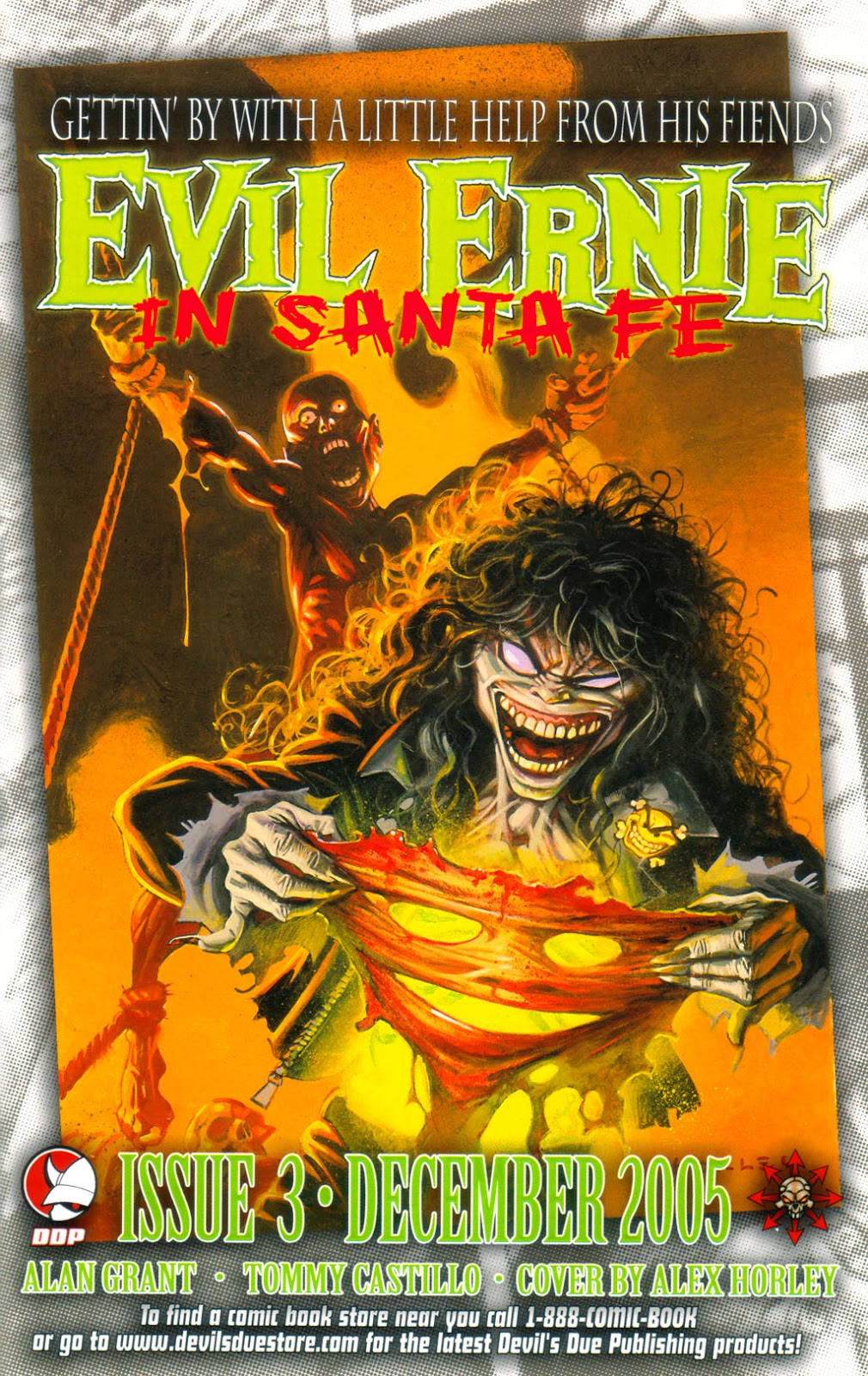 Read online Evil Ernie in Santa Fe comic -  Issue #2 - 24
