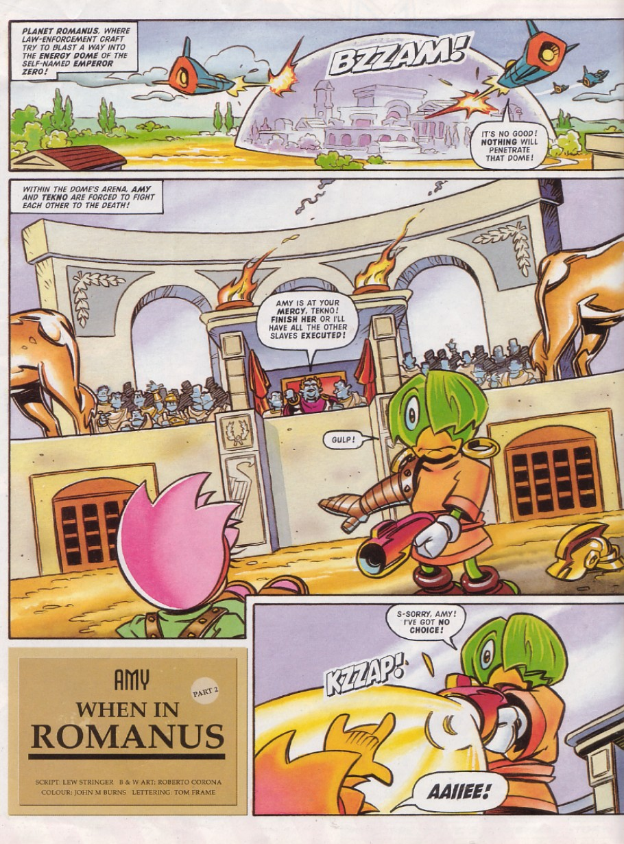 Read online Sonic the Comic comic -  Issue #144 - 9