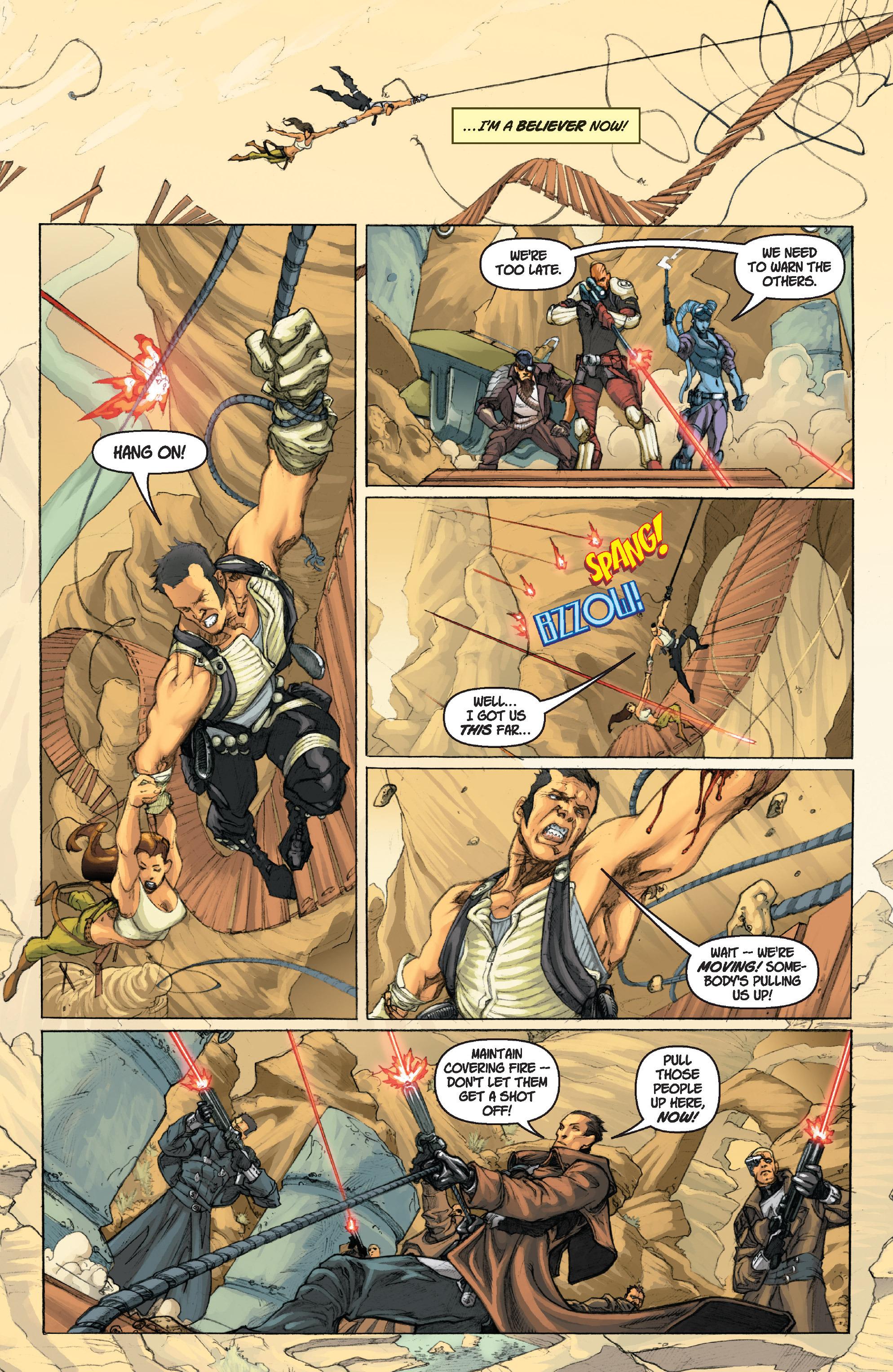 Read online Star Wars Omnibus comic -  Issue # Vol. 22 - 126