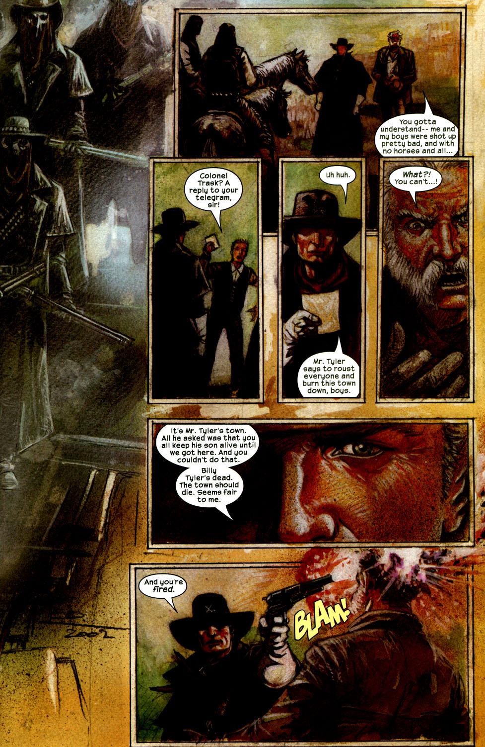 Read online Apache Skies comic -  Issue #2 - 22