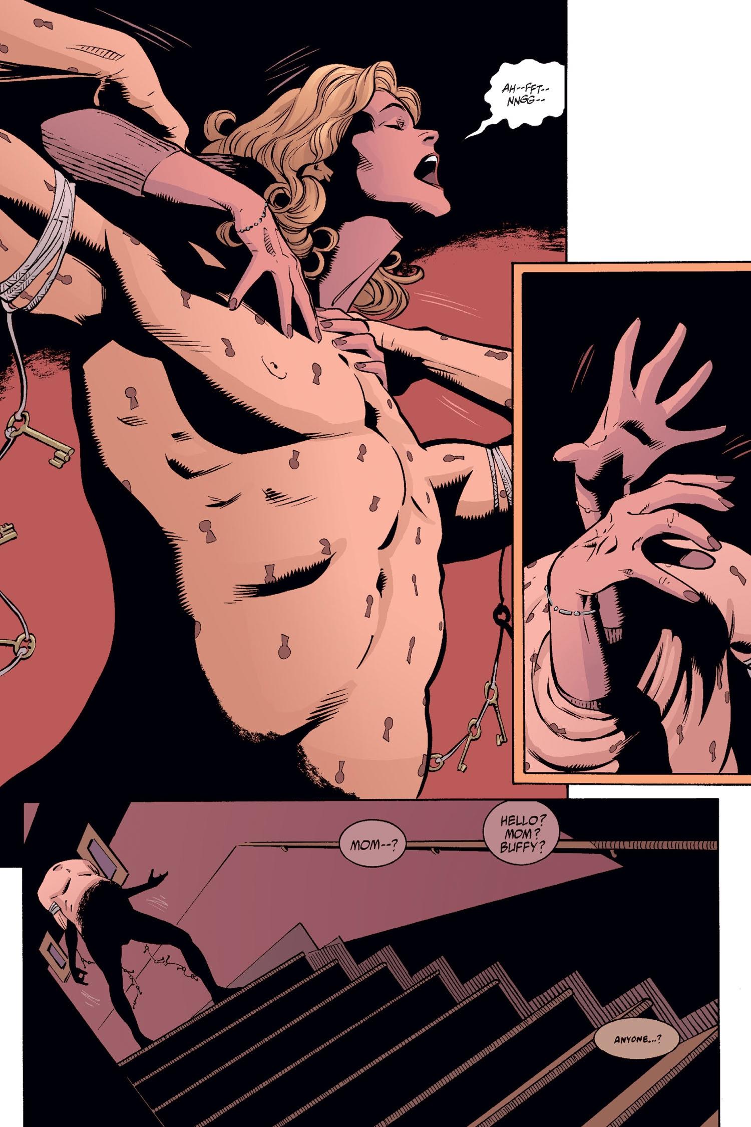 Read online Buffy the Vampire Slayer: Omnibus comic -  Issue # TPB 2 - 58