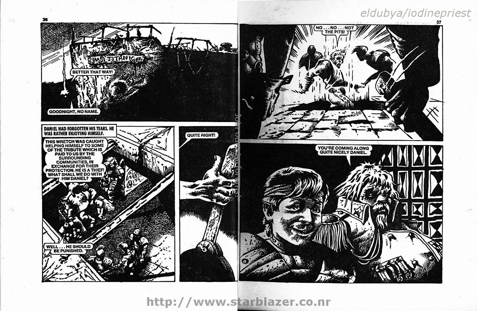 Starblazer issue 279 - Page 20