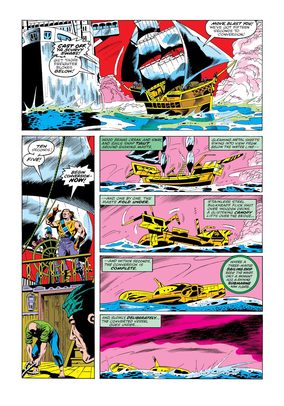 Read online Marvel Masterworks: The Invincible Iron Man comic -  Issue # TPB 11 (Part 3) - 61