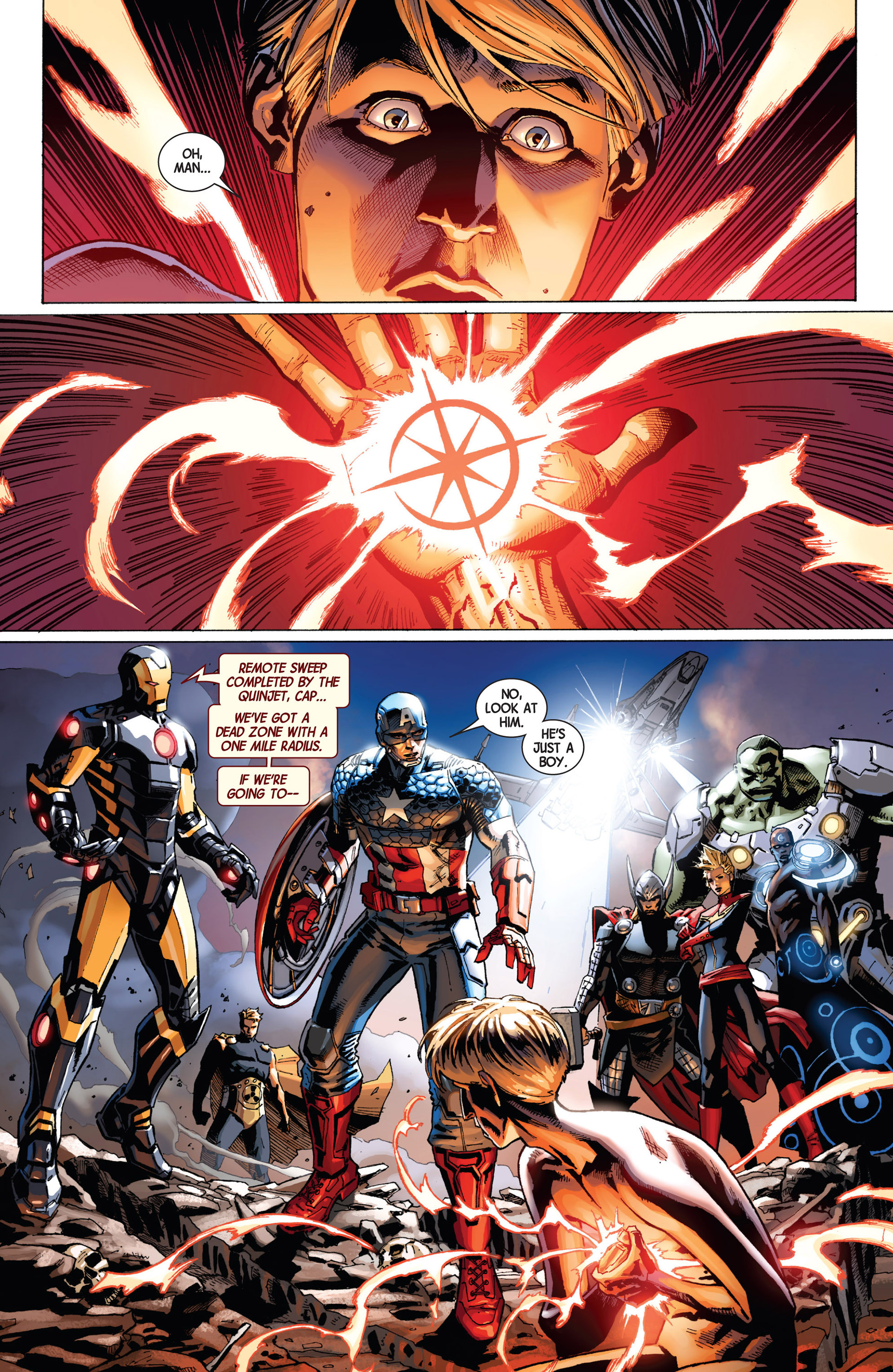 Read online Avengers (2013) comic -  Issue #8 - 5