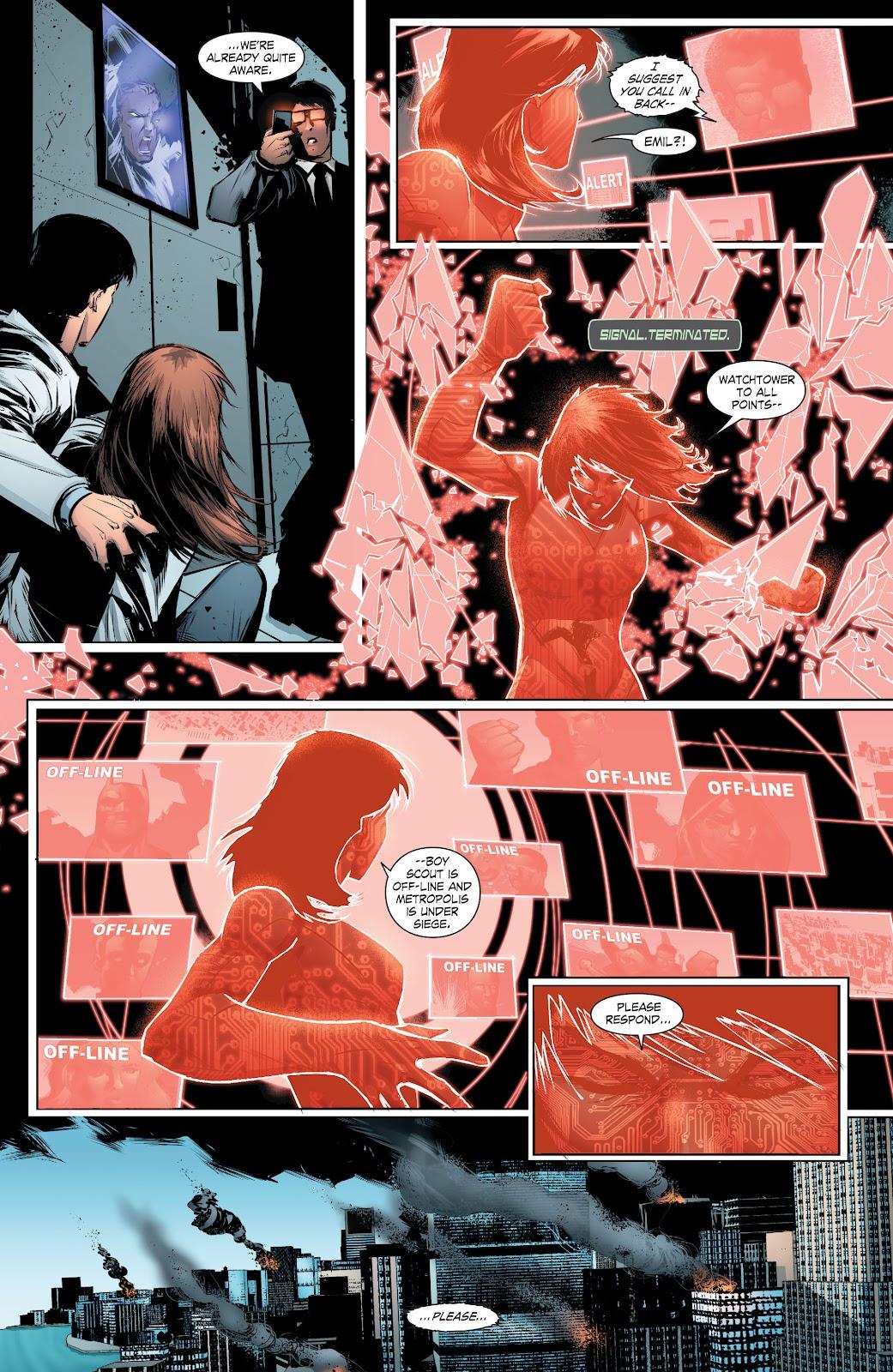 Read online Smallville Season 11 [II] comic -  Issue # TPB 8 - 82