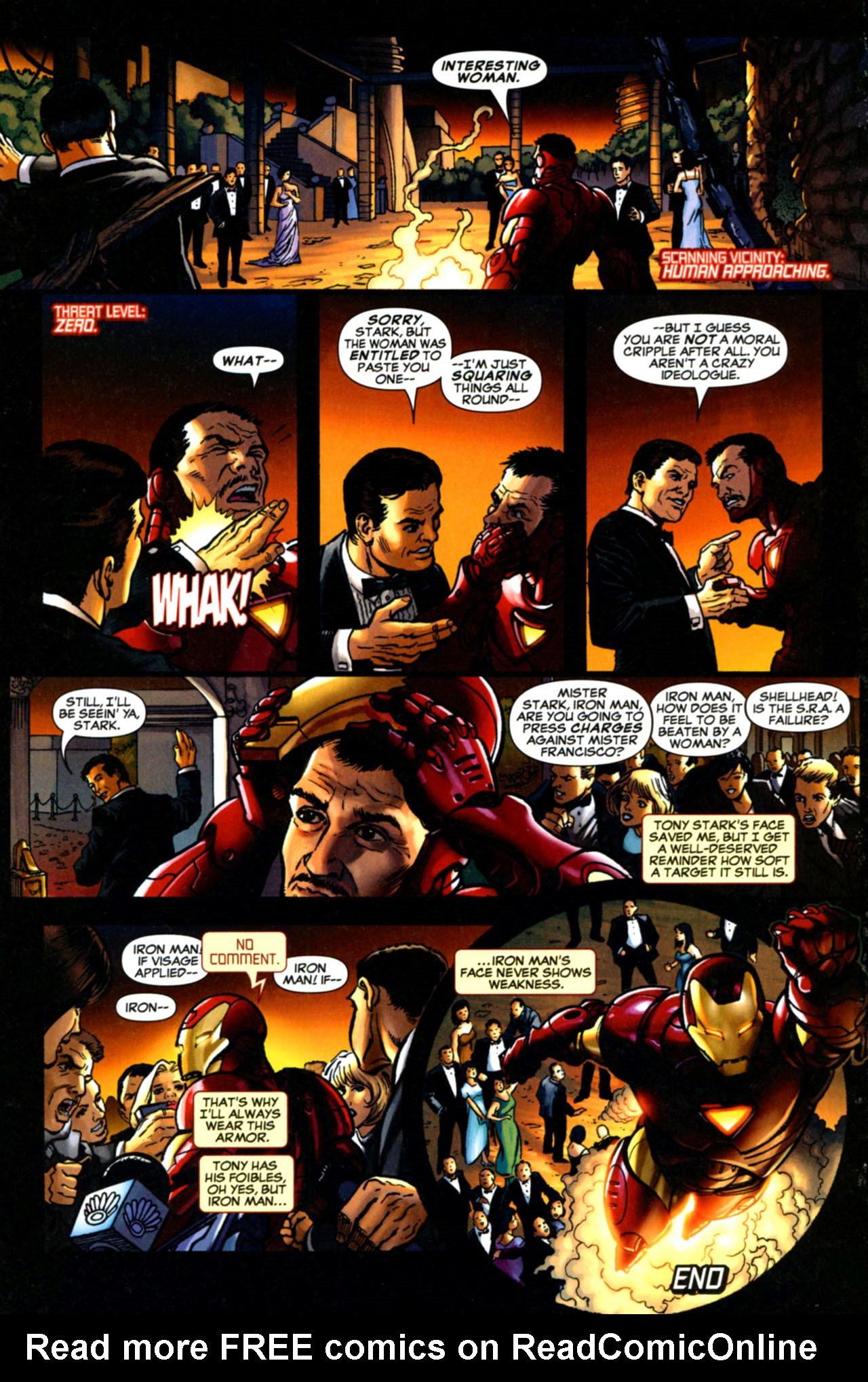 Read online Astonishing Tales (2009) comic -  Issue #1 - 26