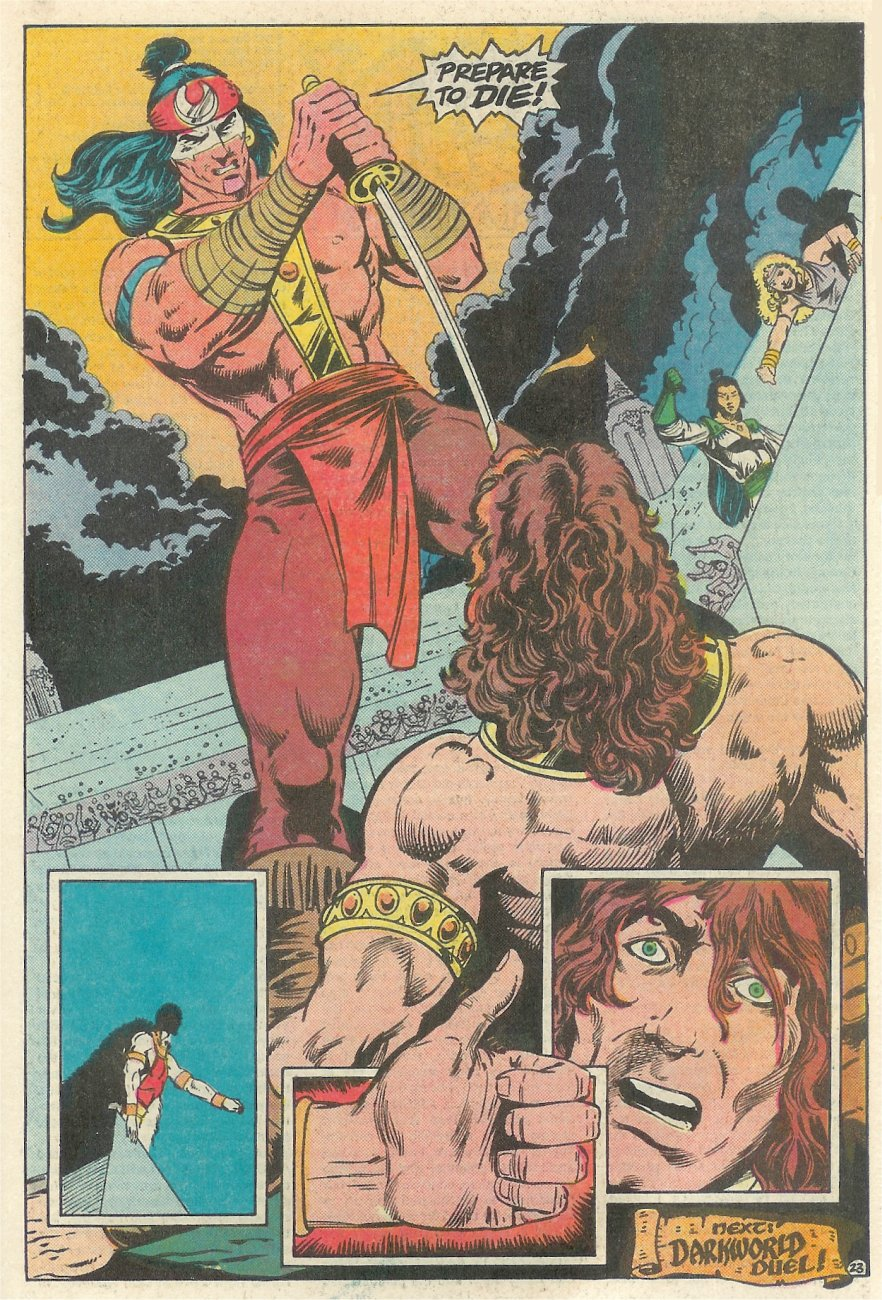 Read online Arion, Lord of Atlantis comic -  Issue #23 - 24