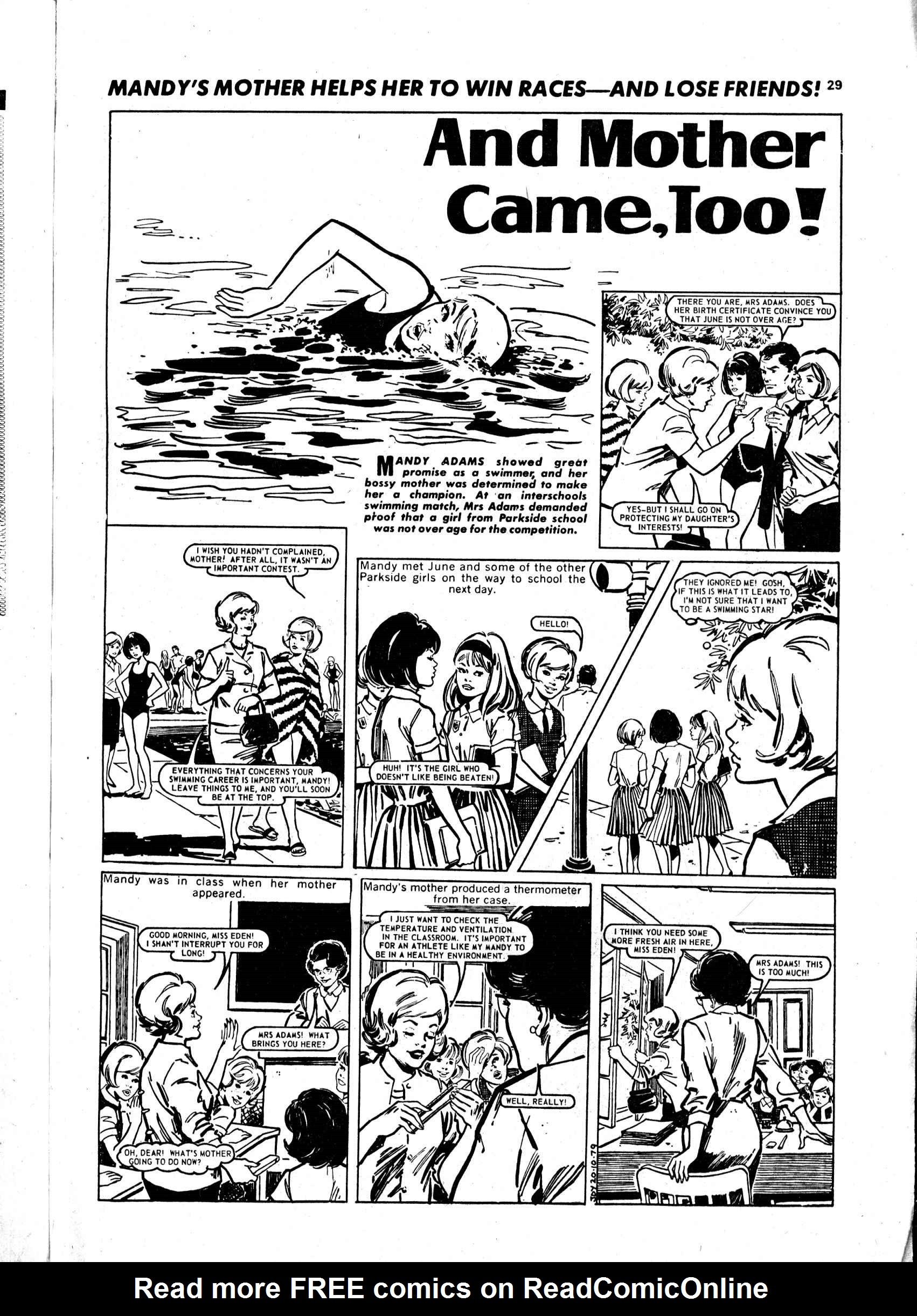 Read online Judy comic -  Issue #1032 - 29