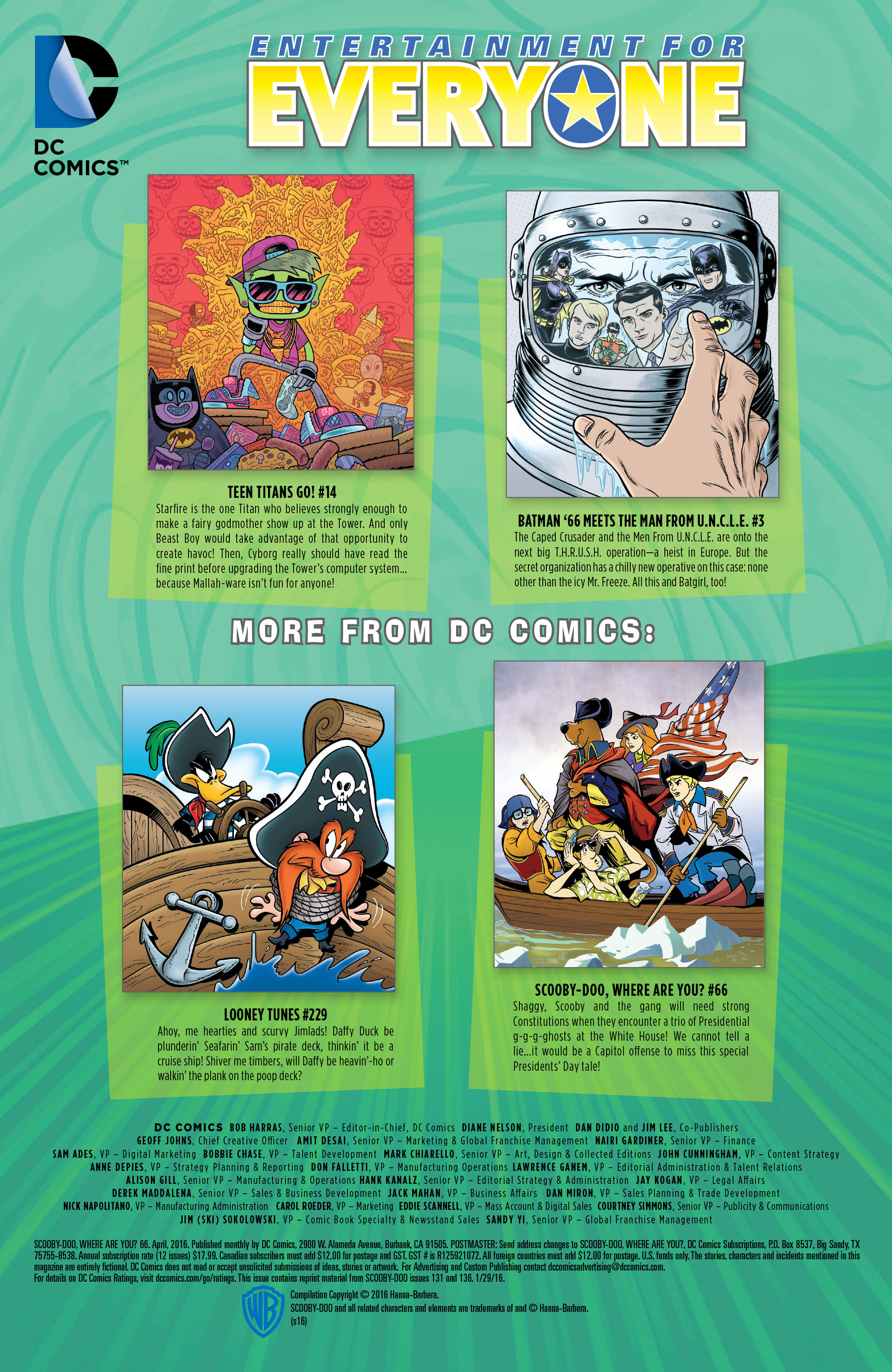 Read online Scooby-Doo: Where Are You? comic -  Issue #66 - 24