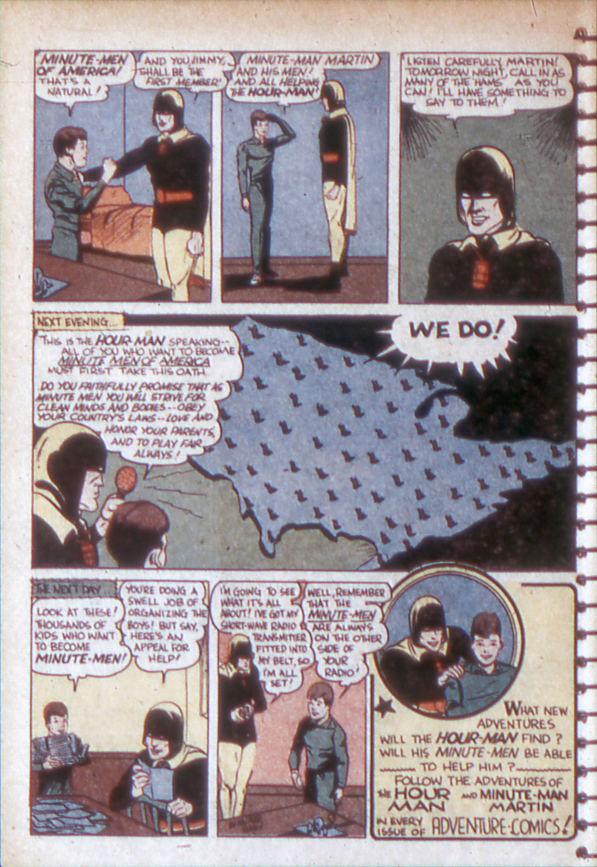 Read online Adventure Comics (1938) comic -  Issue #53 - 11