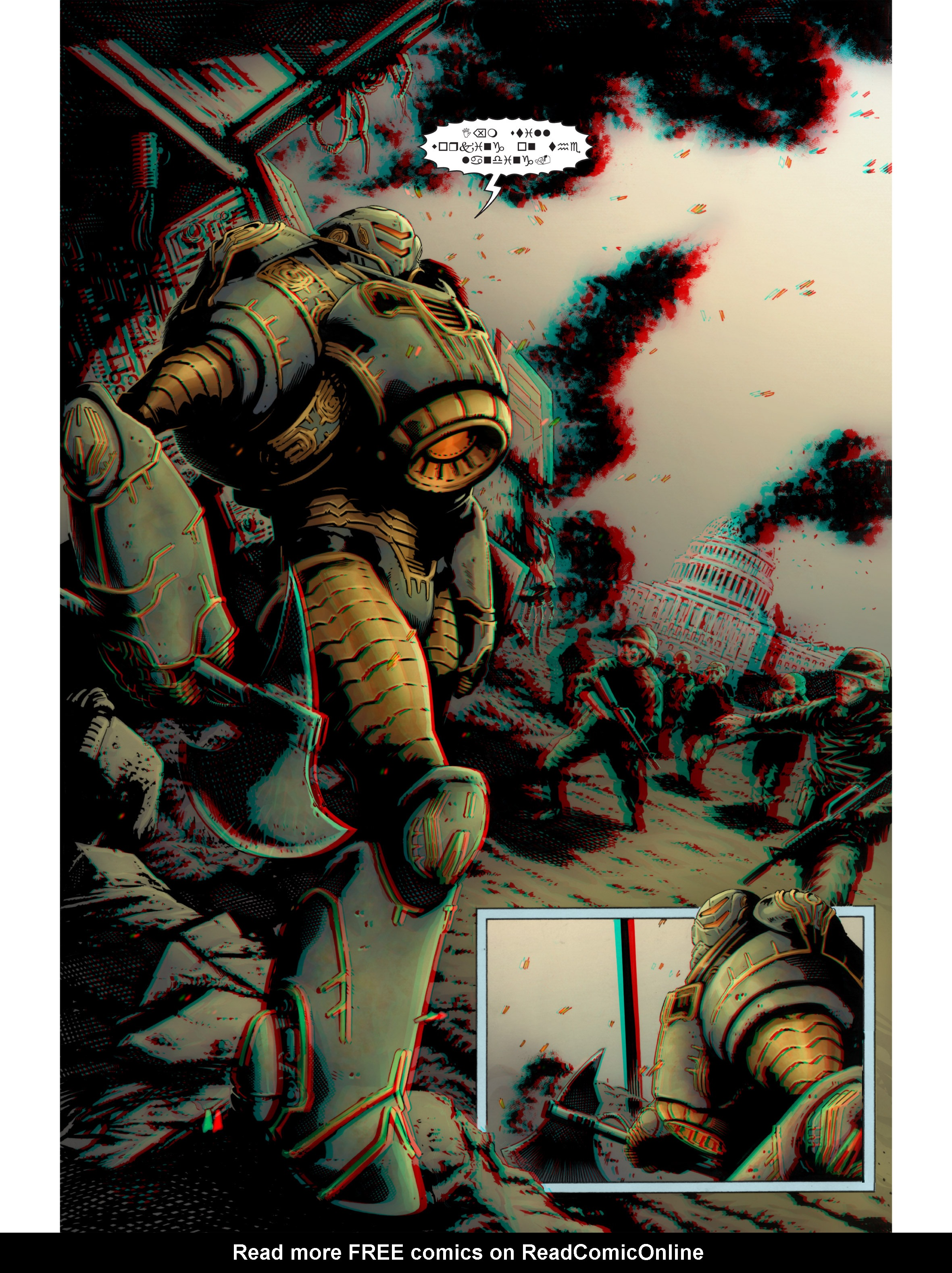 Read online Bad Planet comic -  Issue # TPB - 57