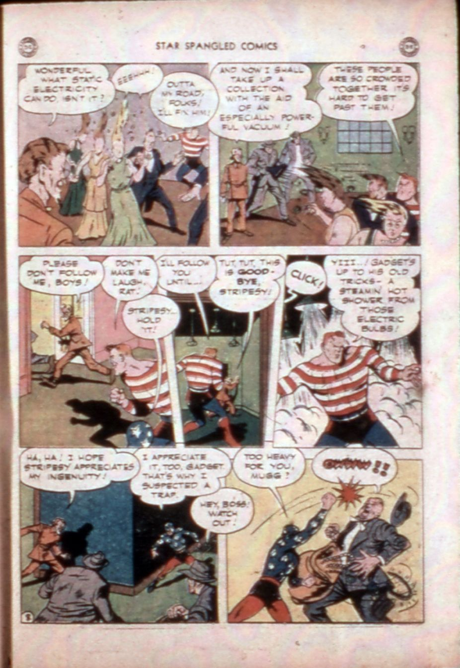 Star Spangled Comics (1941) issue 43 - Page 36