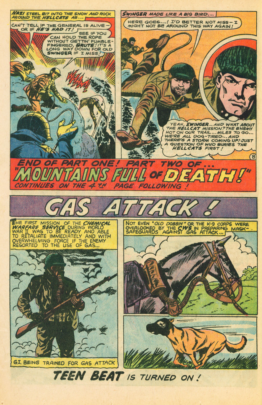 Our Fighting Forces (1954) issue 110 - Page 12