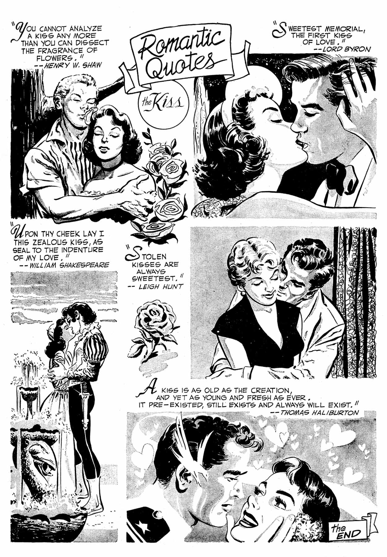 Read online Secret Hearts comic -  Issue #8 - 35