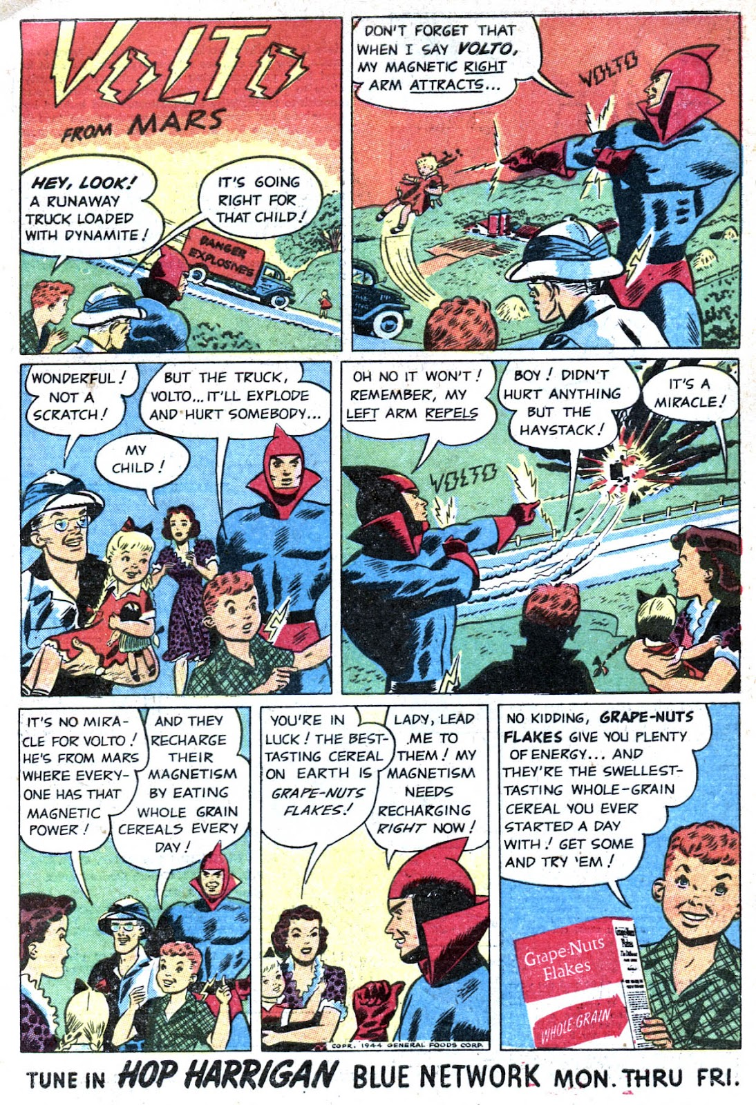 Read online Famous Funnies comic -  Issue #128 - 4