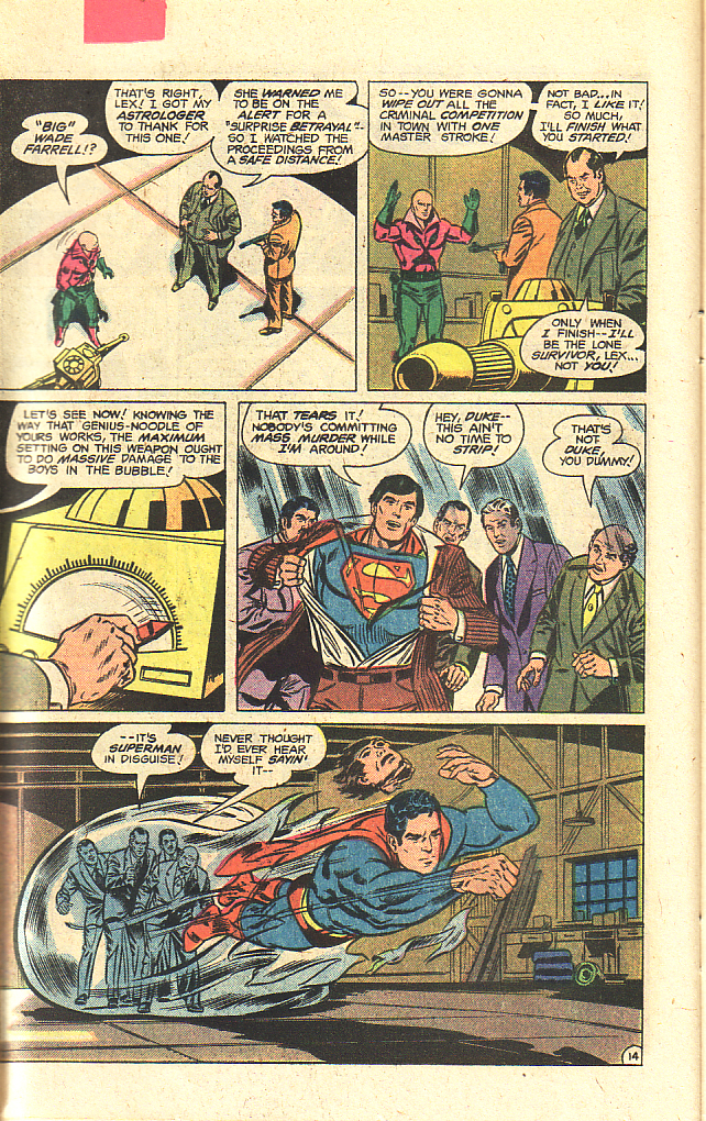 Read online Action Comics (1938) comic -  Issue #510 - 15