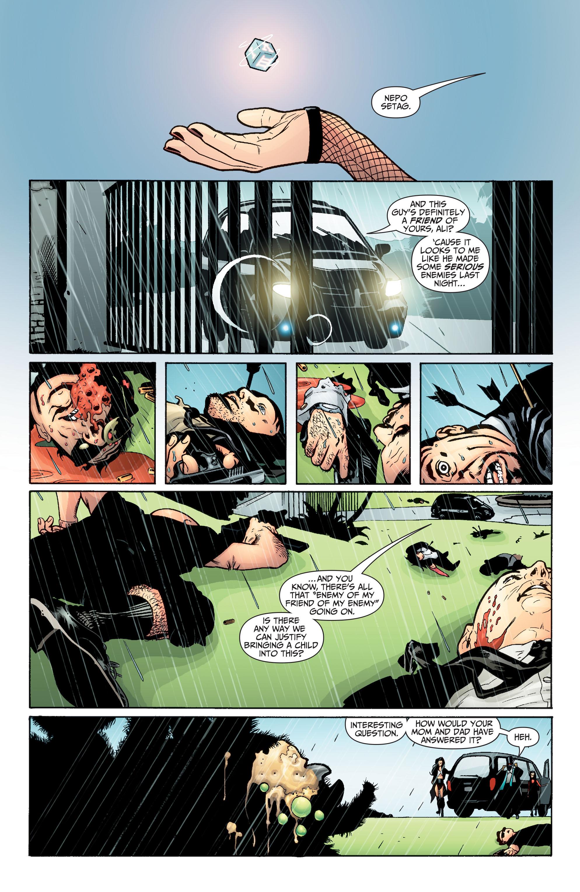 Read online Seven Soldiers: Zatanna comic -  Issue #3 - 11