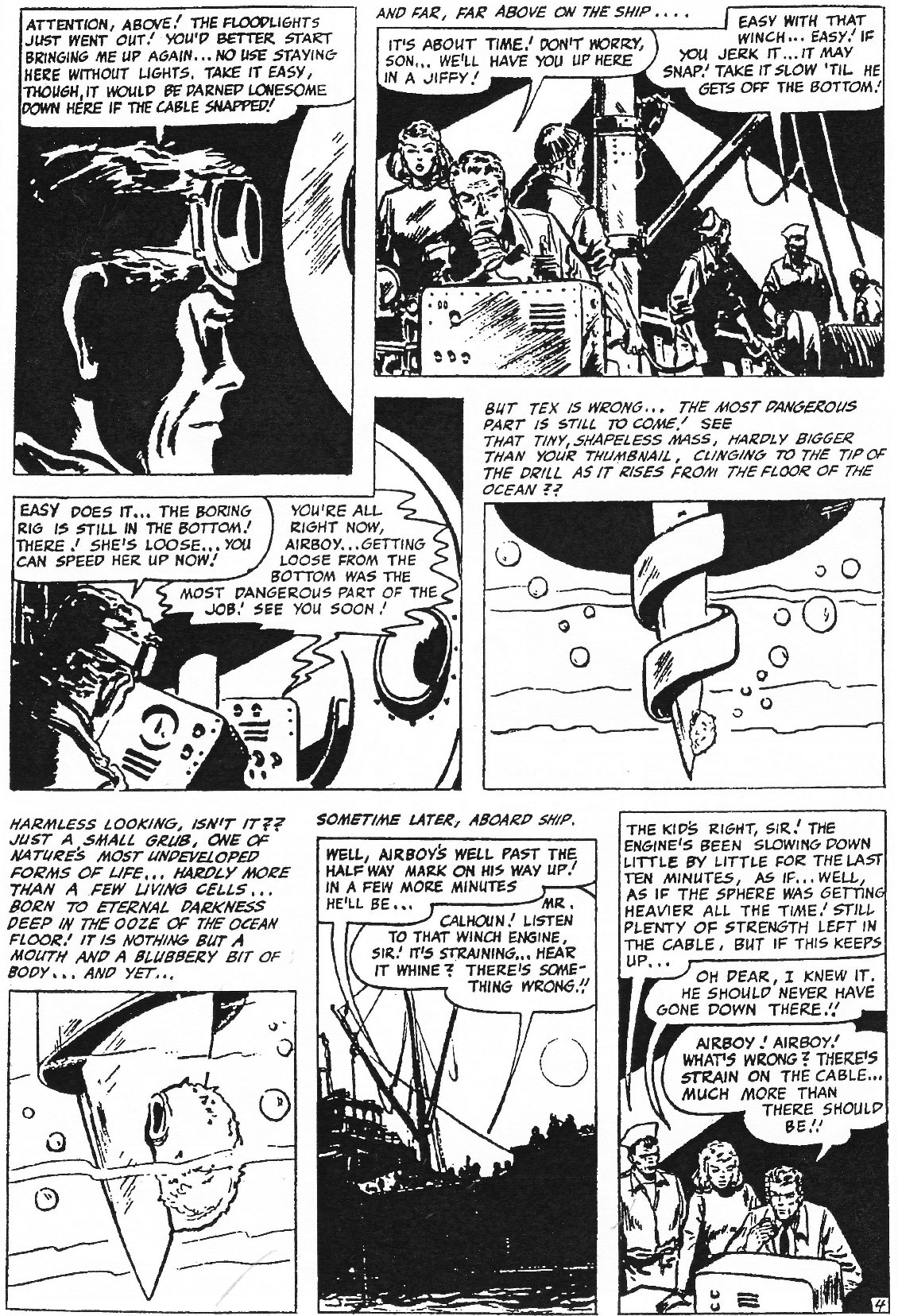 Read online Men of Mystery Comics comic -  Issue #57 - 30