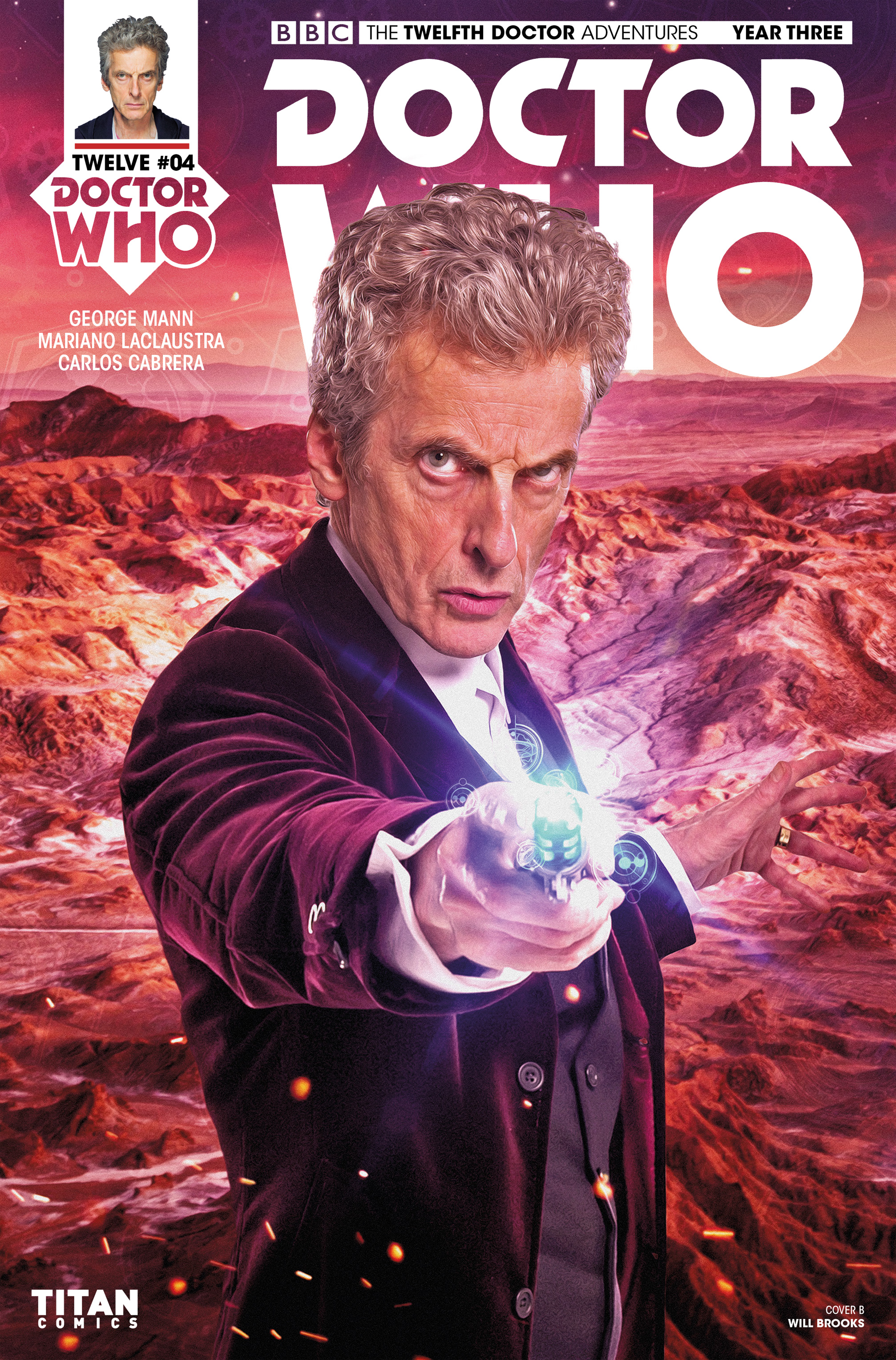 Read online Doctor Who: The Twelfth Doctor Year Three comic -  Issue #4 - 2