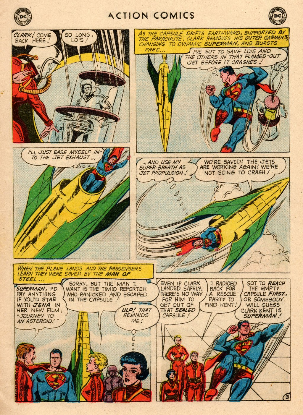 Read online Action Comics (1938) comic -  Issue #266 - 5