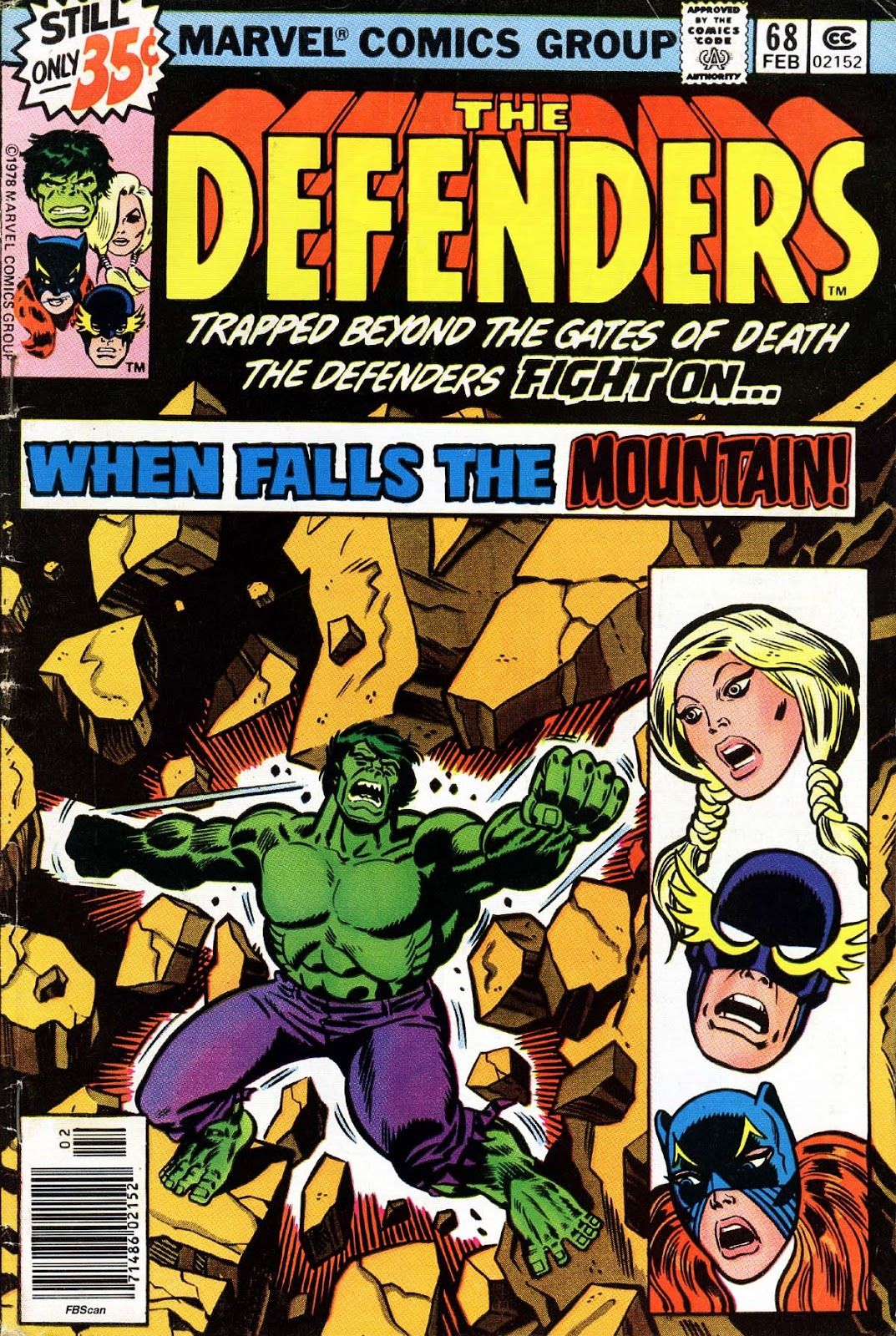 The Defenders (1972) 68 Page 1
