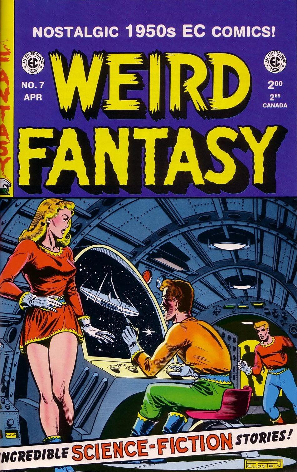 Weird Fantasy (1951) 7 Page 1
