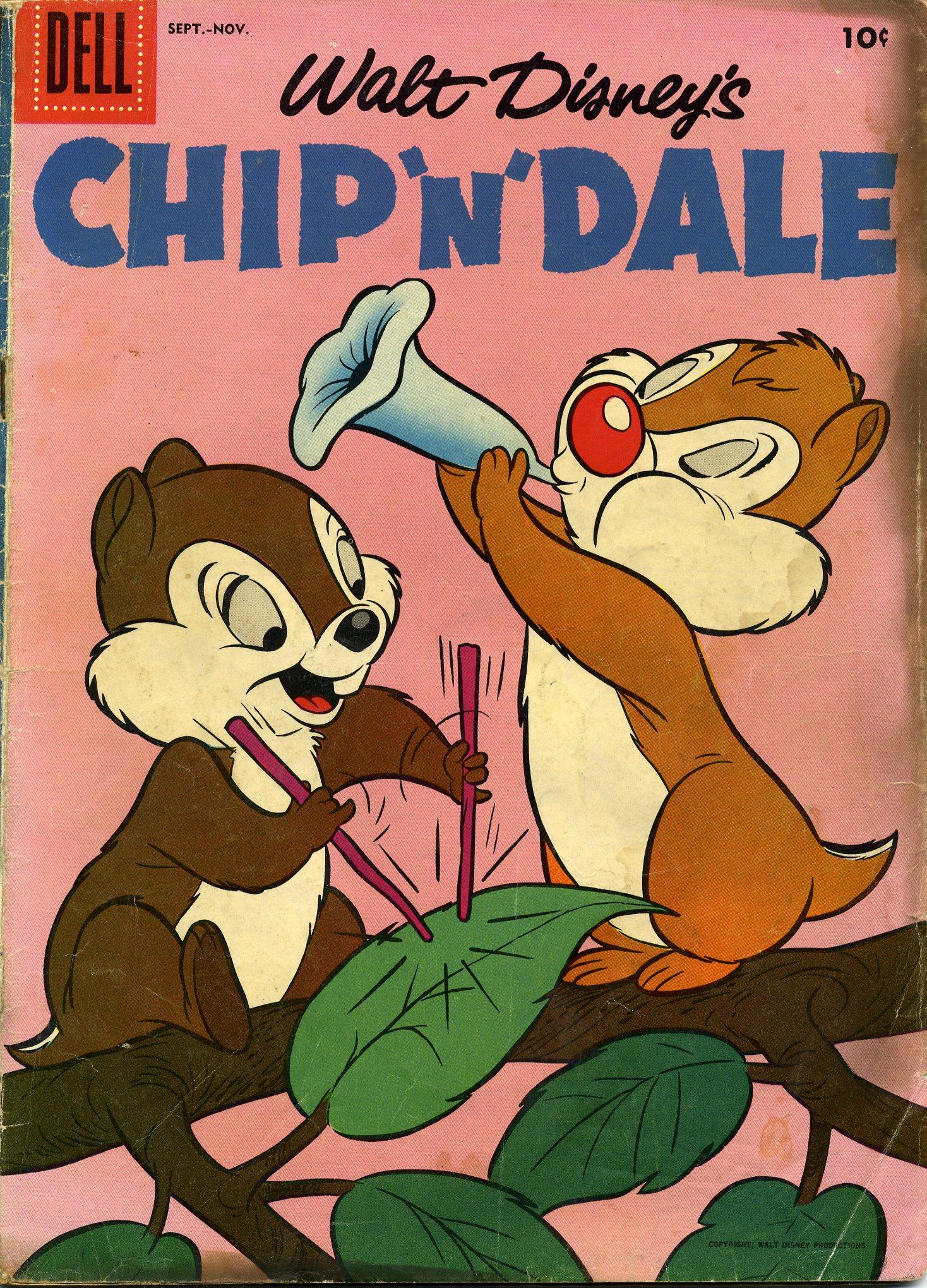Walt Disneys Chip N Dale issue 11 - Page 1