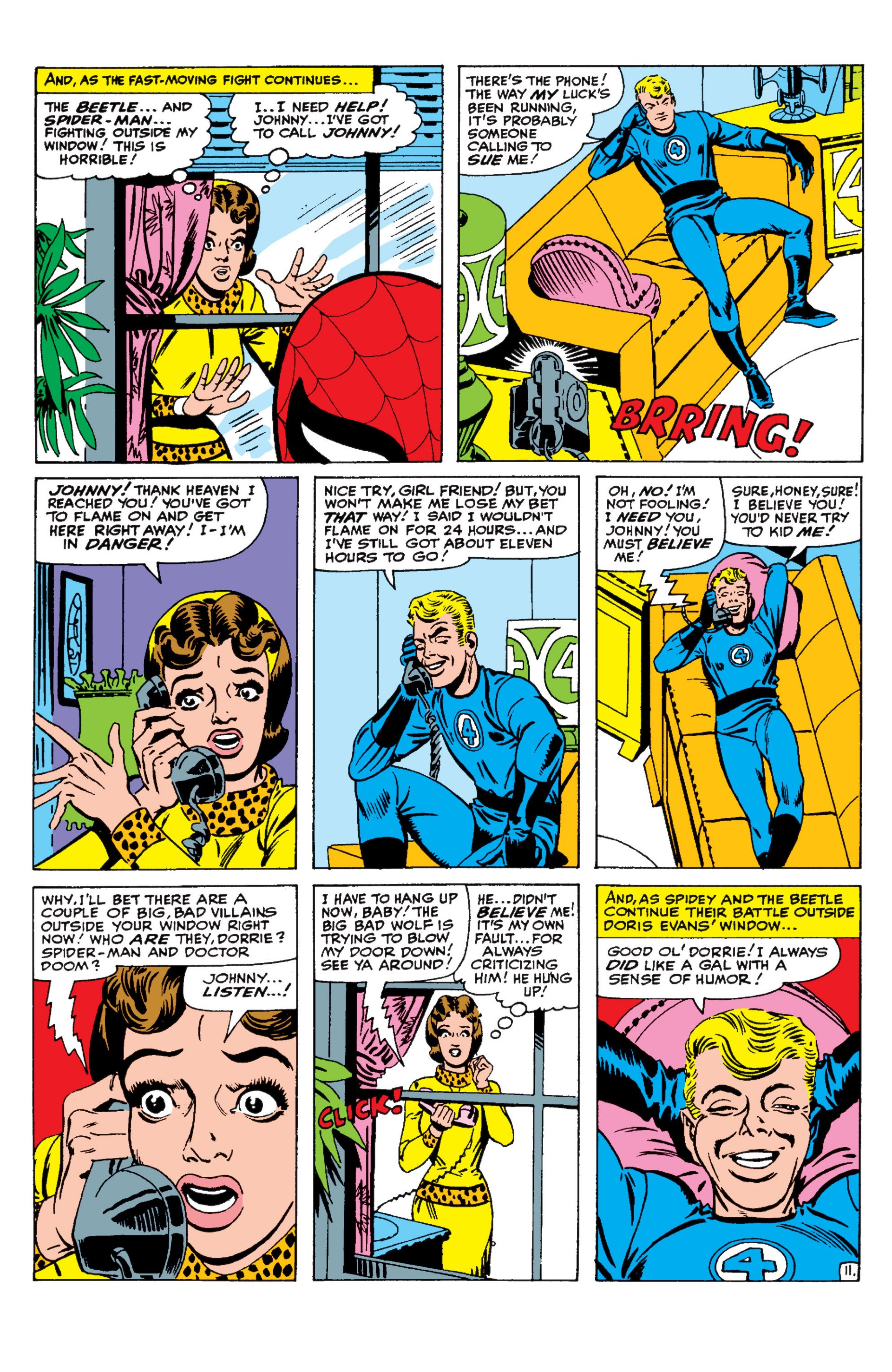 The Amazing Spider-Man (1963) 21 Page 11