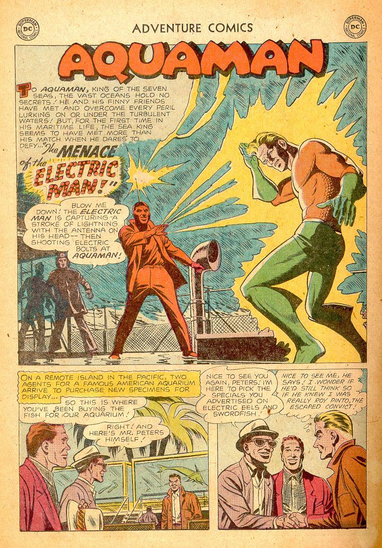 Read online Adventure Comics (1938) comic -  Issue #254 - 18