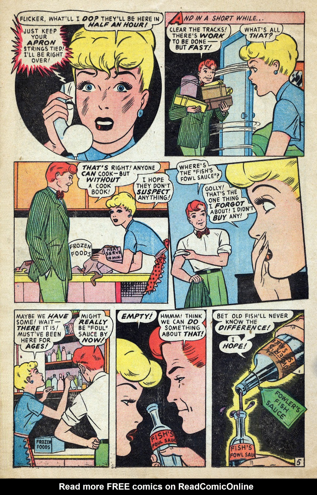 Read online Gay Comics comic -  Issue #31 - 14