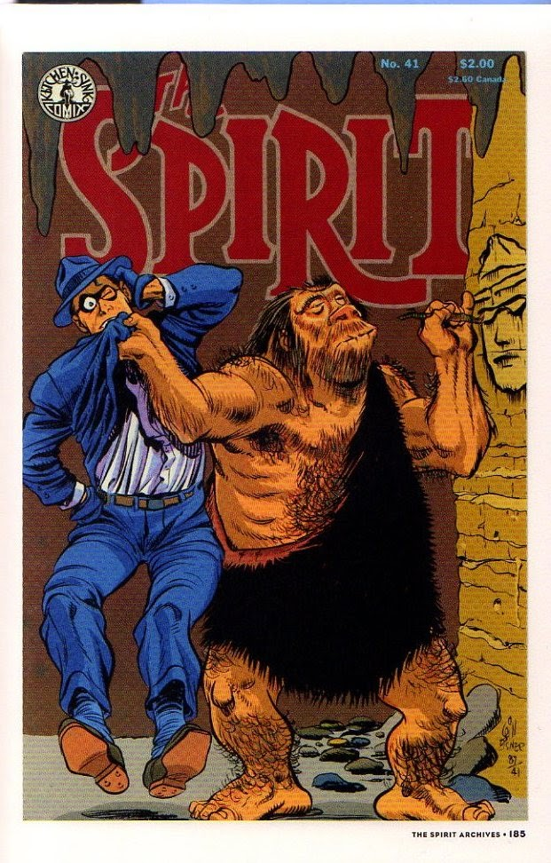 Read online Will Eisner's The Spirit Archives comic -  Issue # TPB 26 (Part 2) - 92