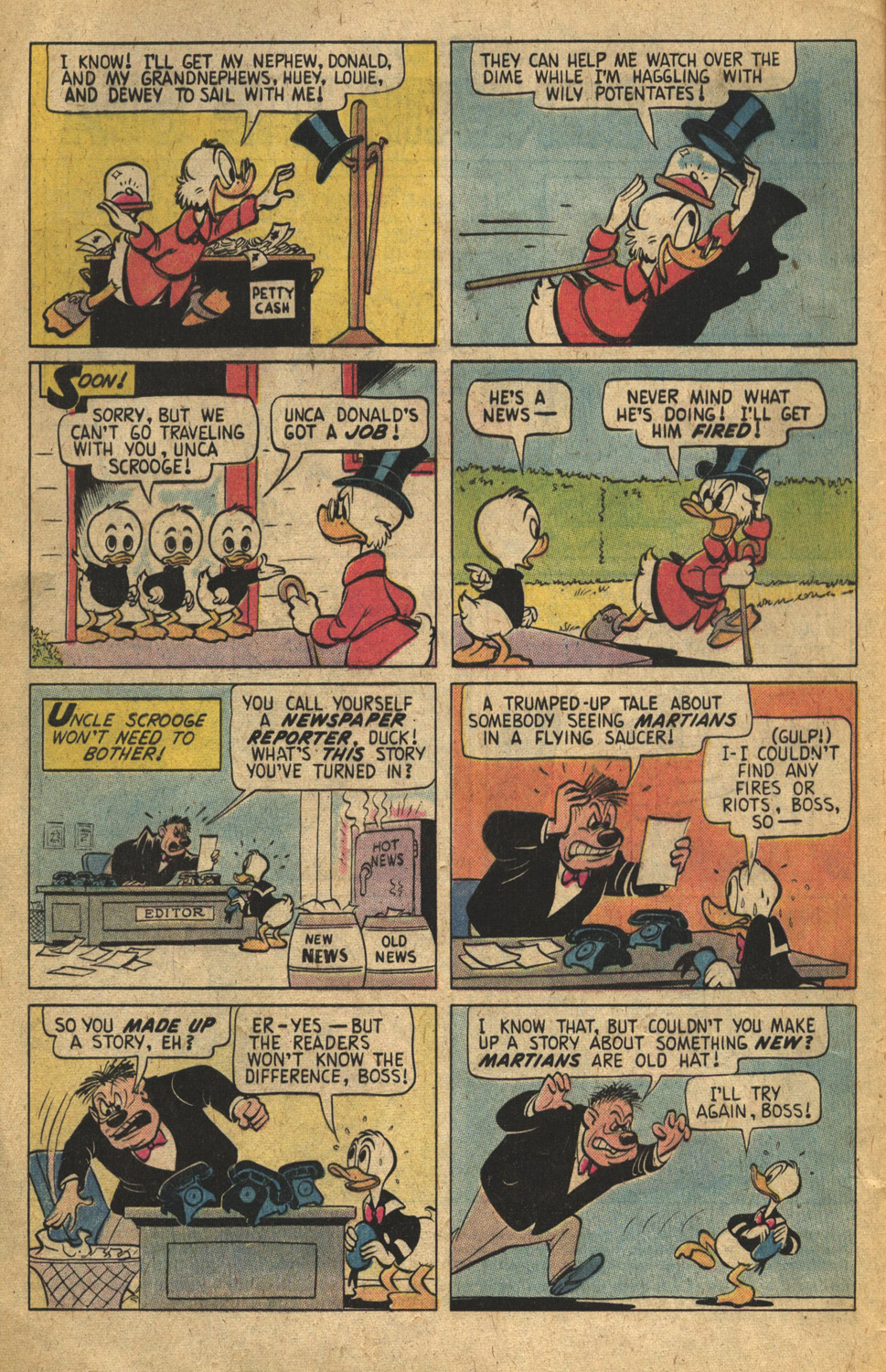 Read online Uncle Scrooge (1953) comic -  Issue #149 - 4
