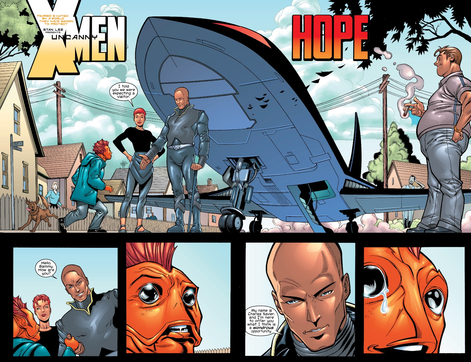 Read online X-Men: Unstoppable comic -  Issue # TPB (Part 1) - 11