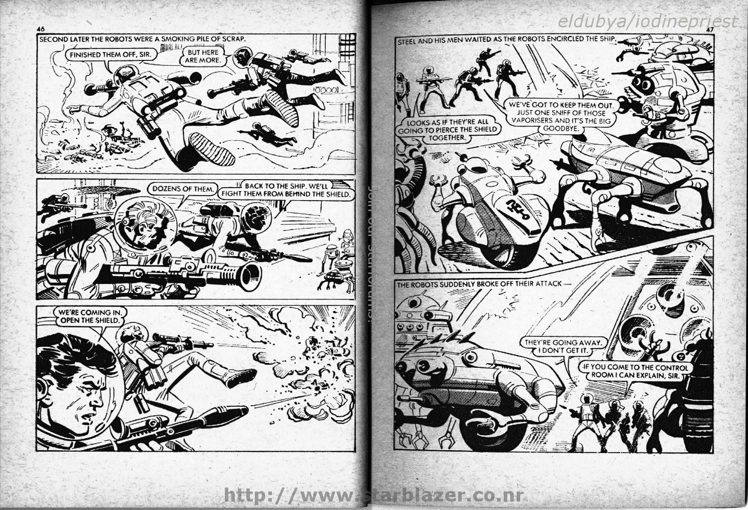 Starblazer issue 60 - Page 25
